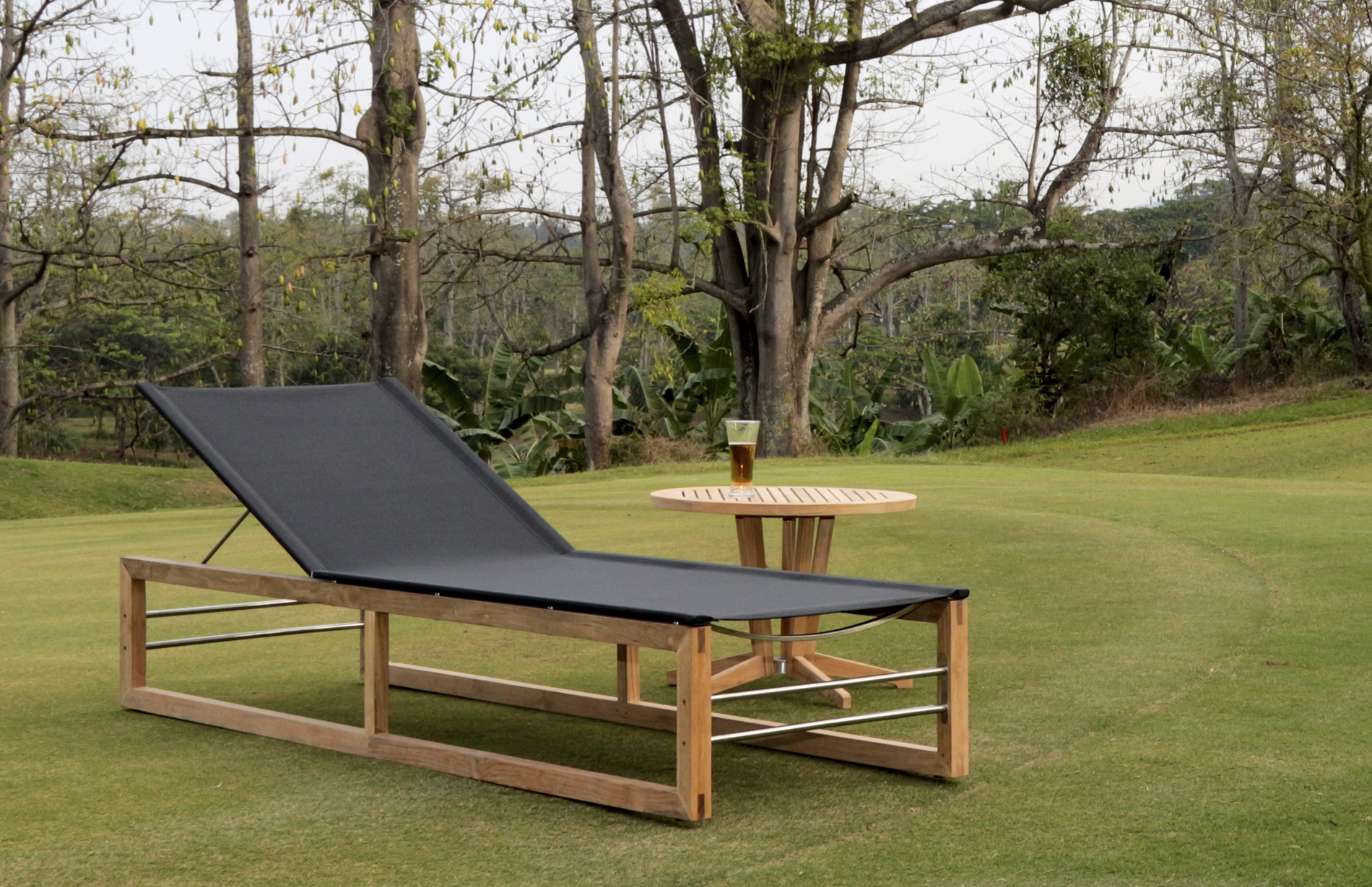 CUBE LOUNGER