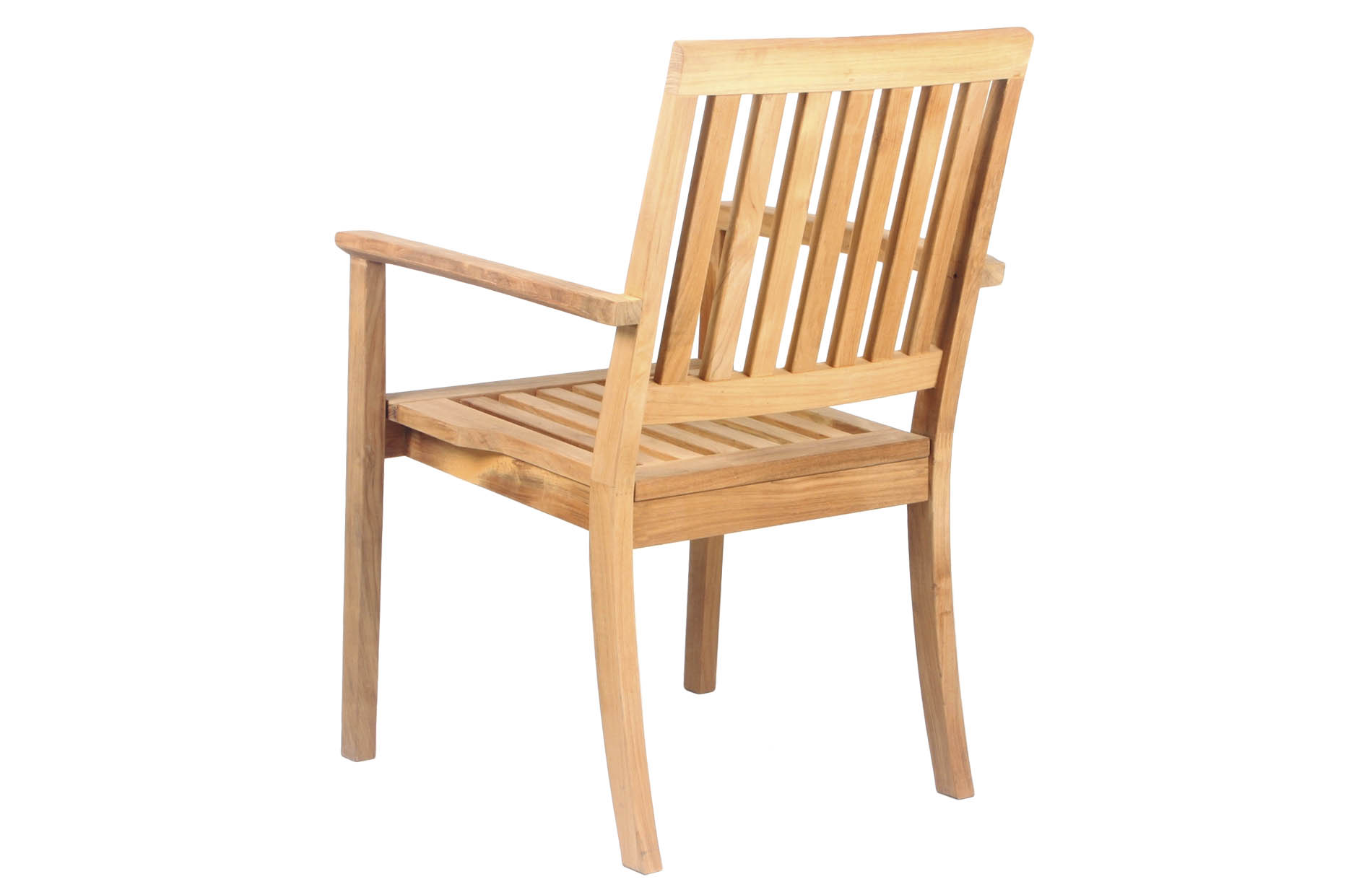 Cambridge Stacking Arm Chair 1.JPG