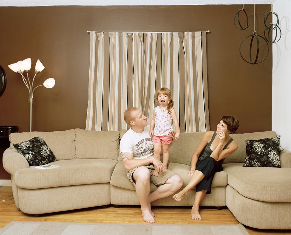 Will, Stella & Carisa, 2009