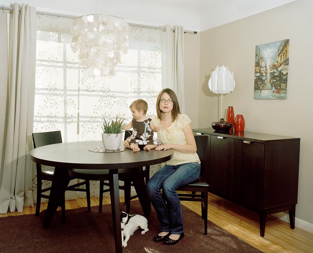 Katie & Lilah, 2009