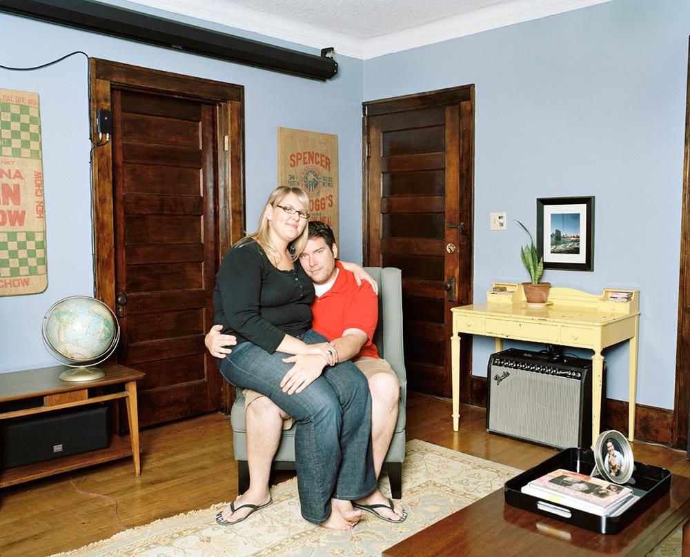 Natalie & Jay, 2009