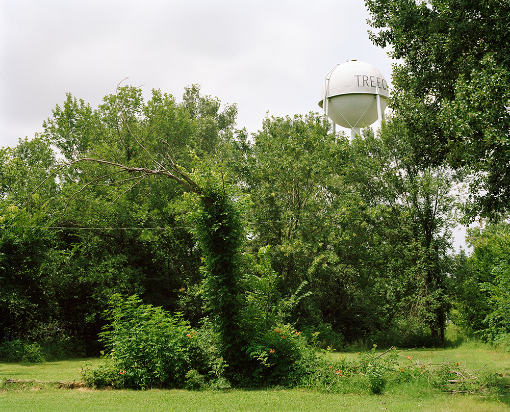 Water Tower, Treece, KS, 2010
