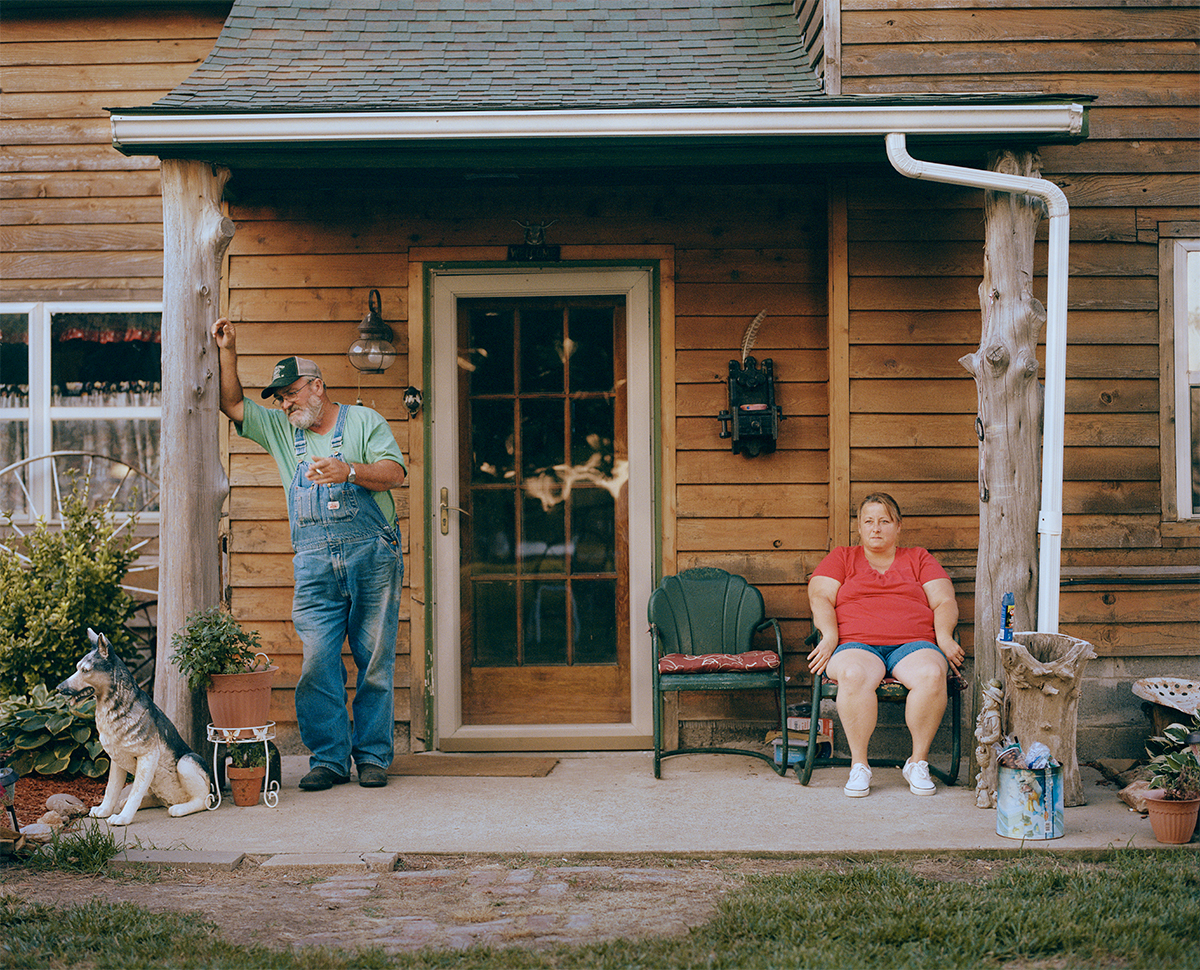 Randy and Trendle, Baxter Springs, KS, 2013