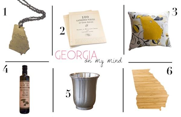 georgia on my mind roundup