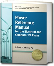 Power Reference Manual for the Electrical and Computer PE Exam (EPRM)