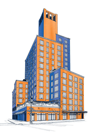 UVA Club of NYC  -Bowery Hotel c ommission