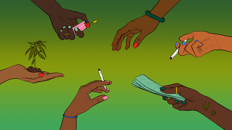 The Women Making California's Weed Industry Less White