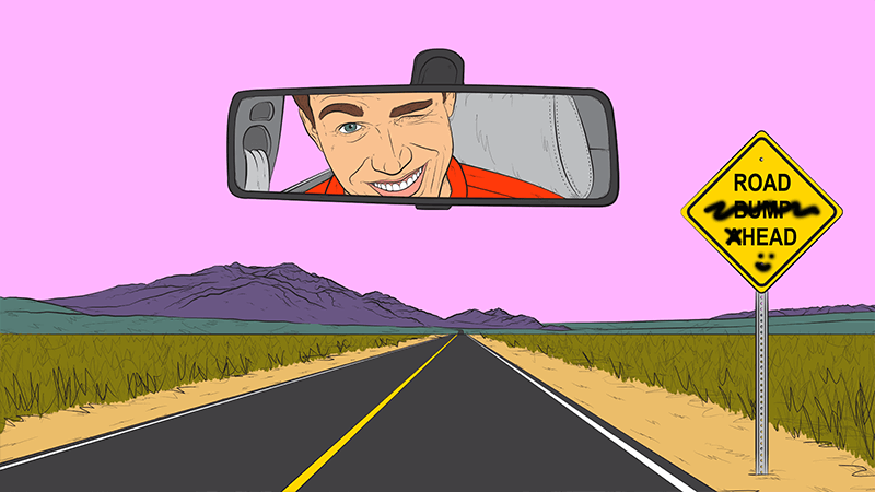 Riding in Cars with Boys and Blowing Them: True Stories of Road Head