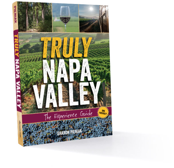Get  Truly Napa Valley     ,    a complete guide to Napa Valley.