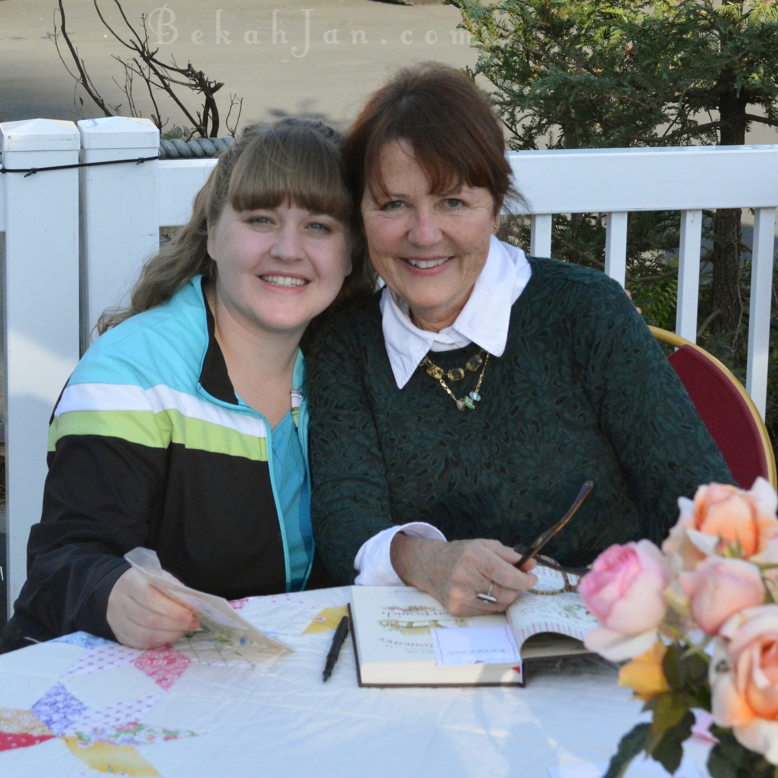 Susan Branch and I W.jpg