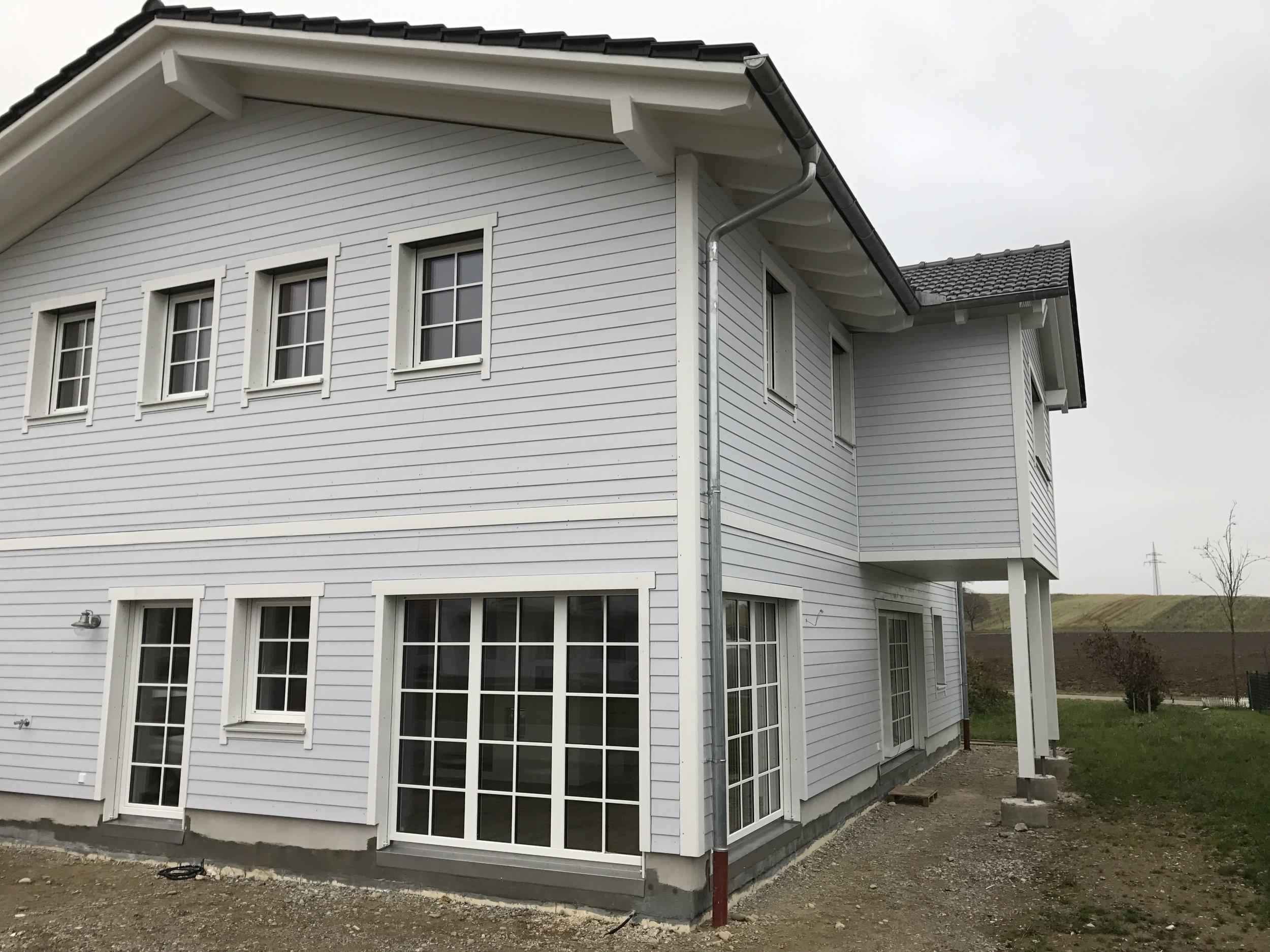 Einfamilienhaus Griesstätt, BJ 2016