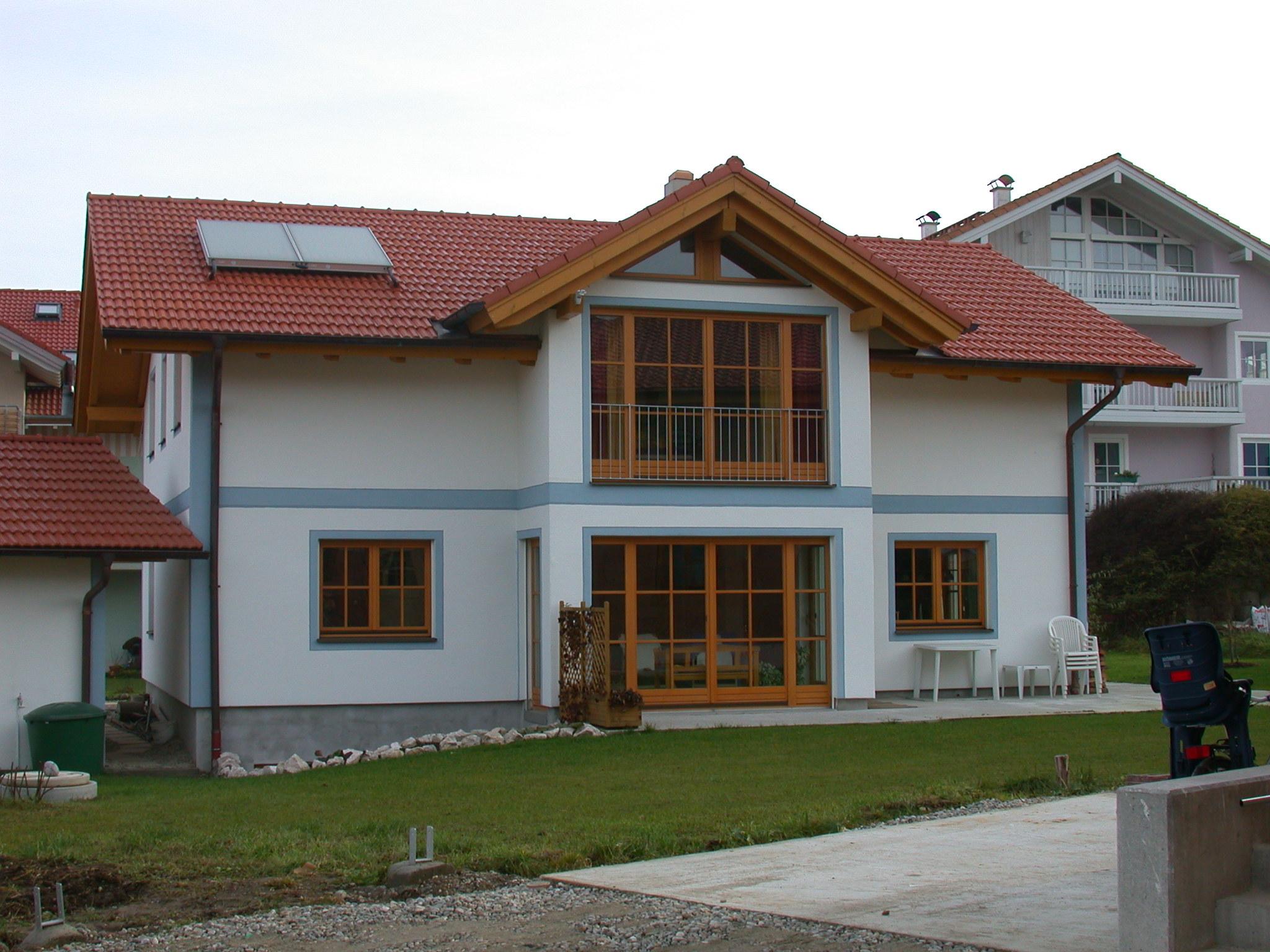 Einfamilienhaus, Bad Endorf, BJ 2003