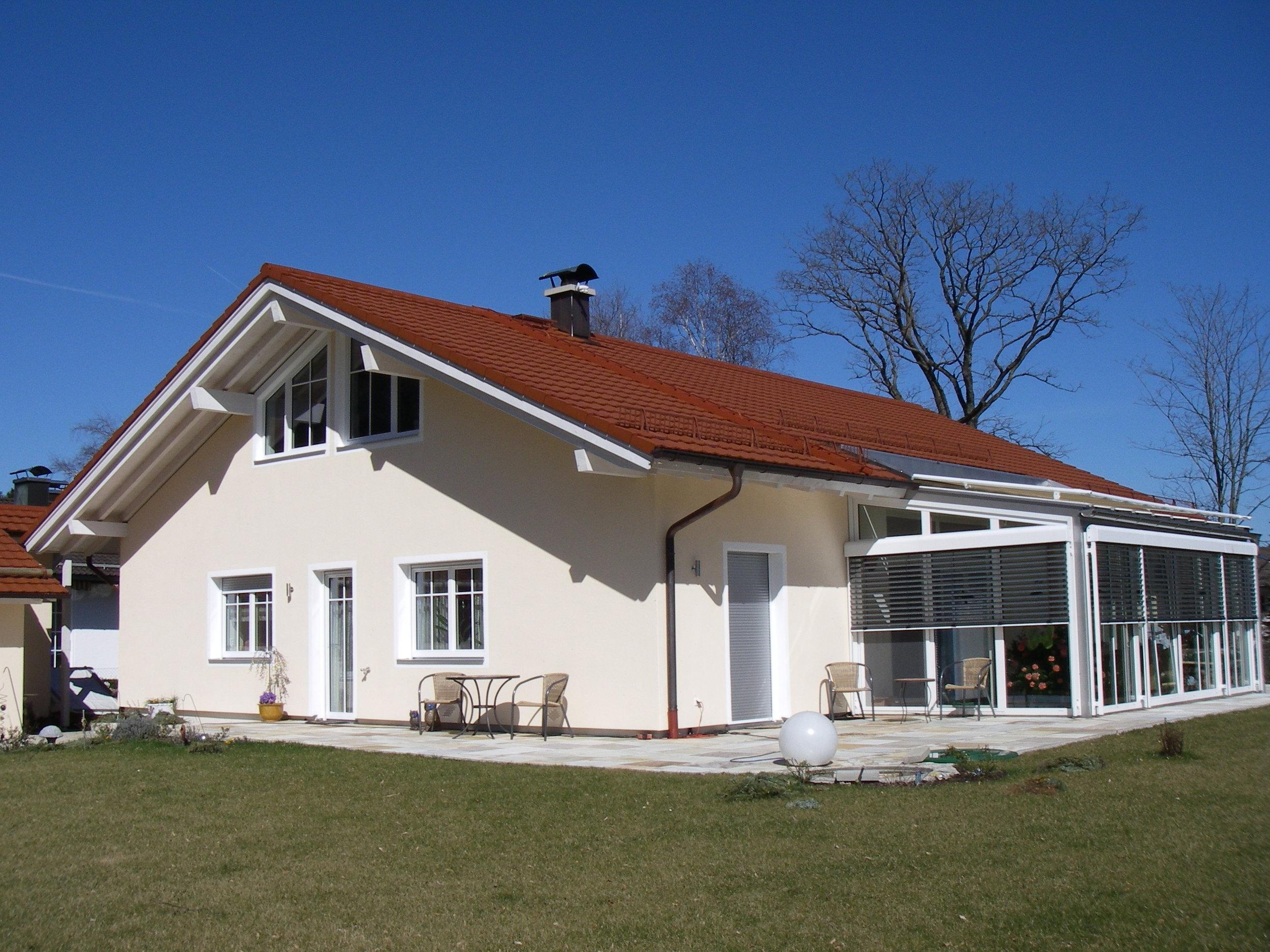 Einfamilienhaus, Aschau i.Ch., BJ 2006
