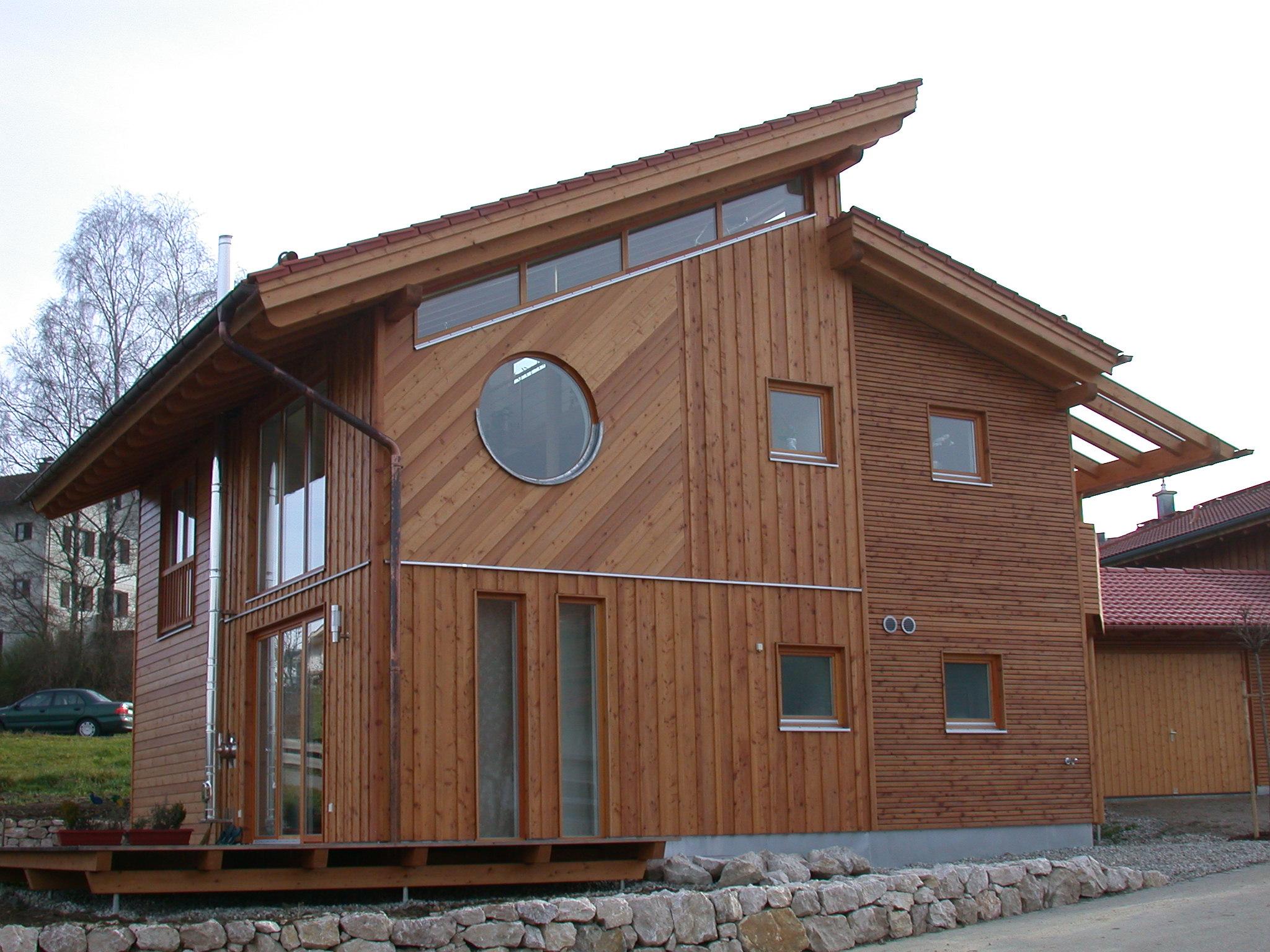Einfamilienhaus in Bad Endorf, BJ 2003