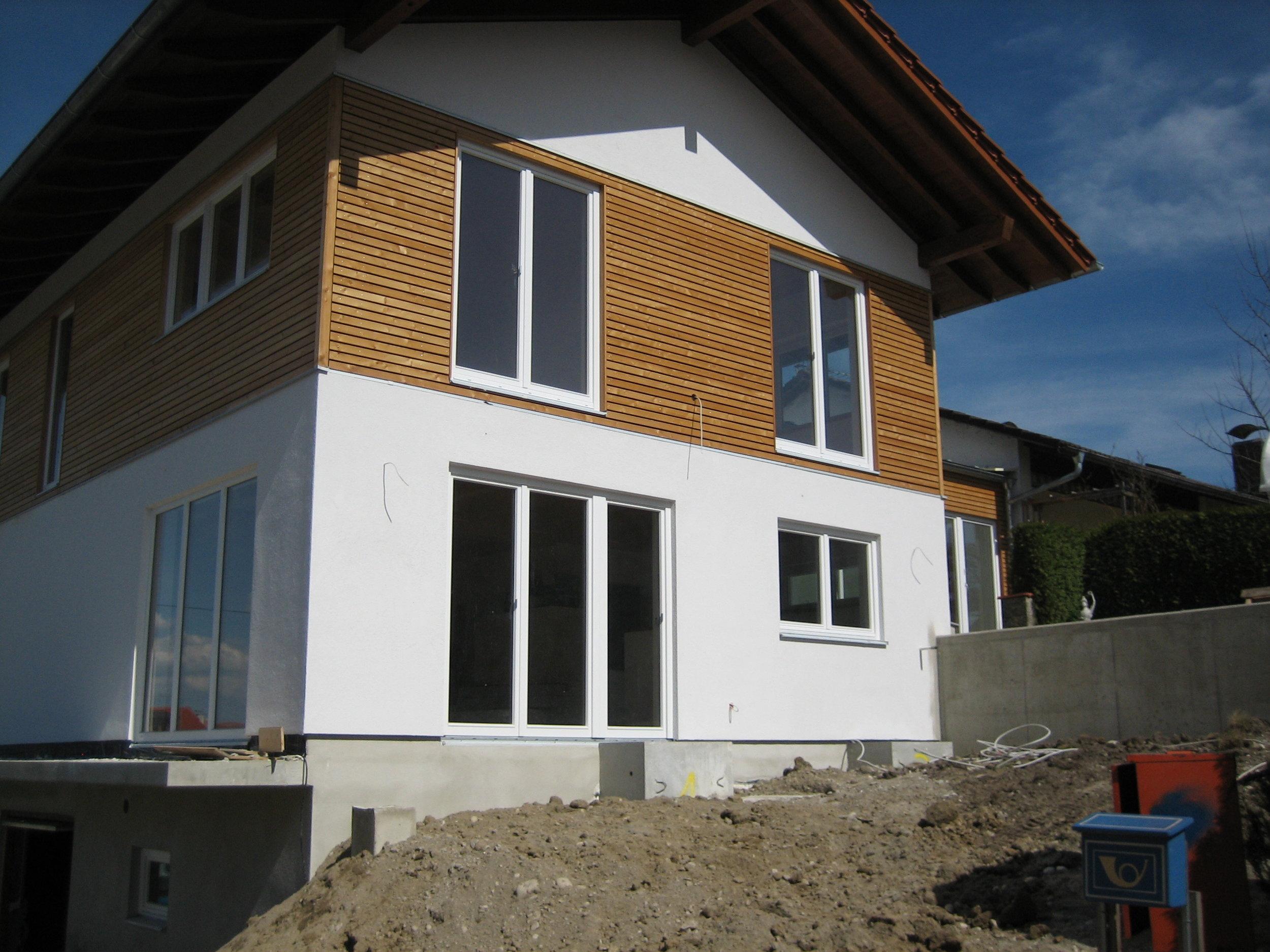 Einfamilienhaus, BJ 2009