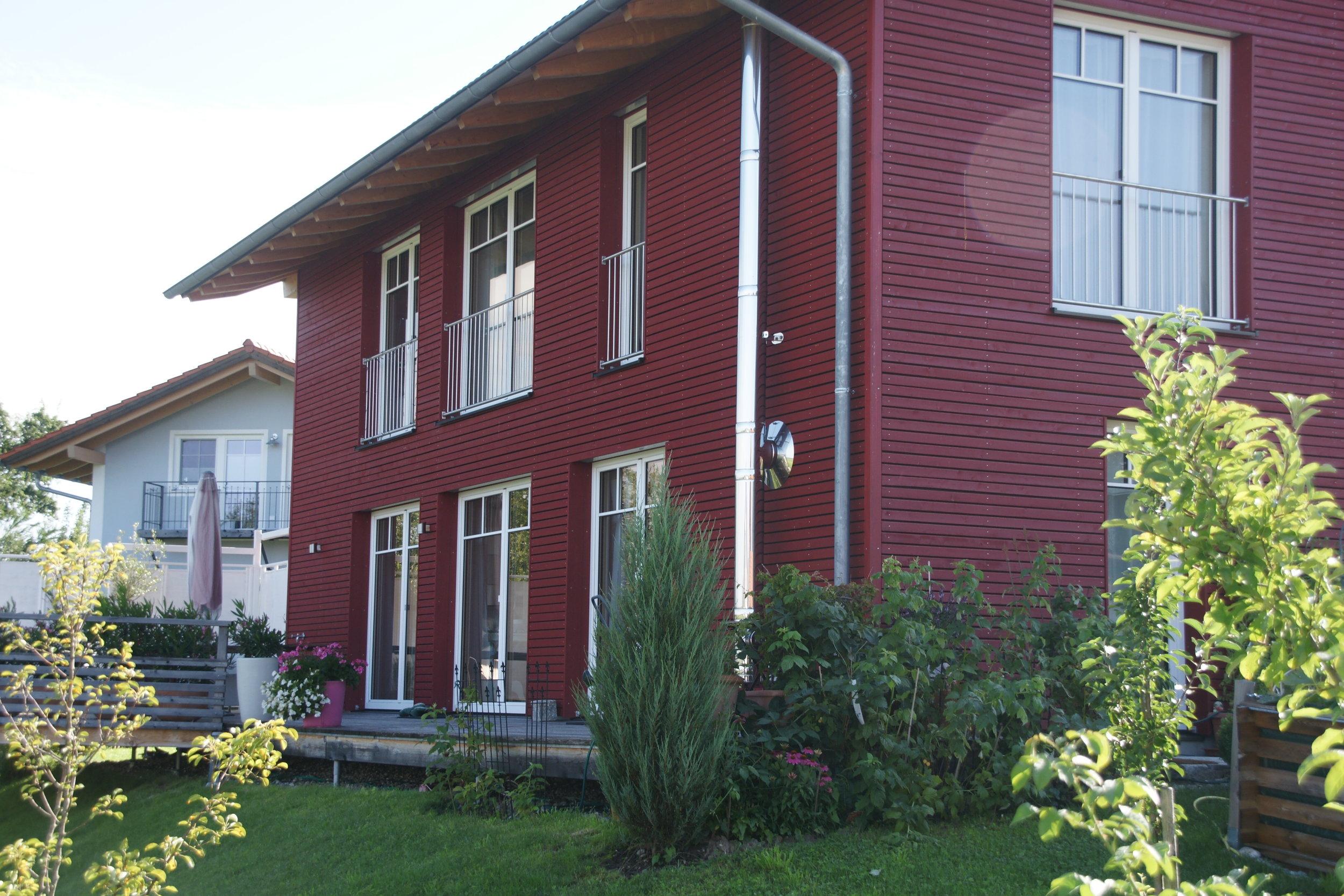 Einfamilienhaus Eggstätt BJ 2014