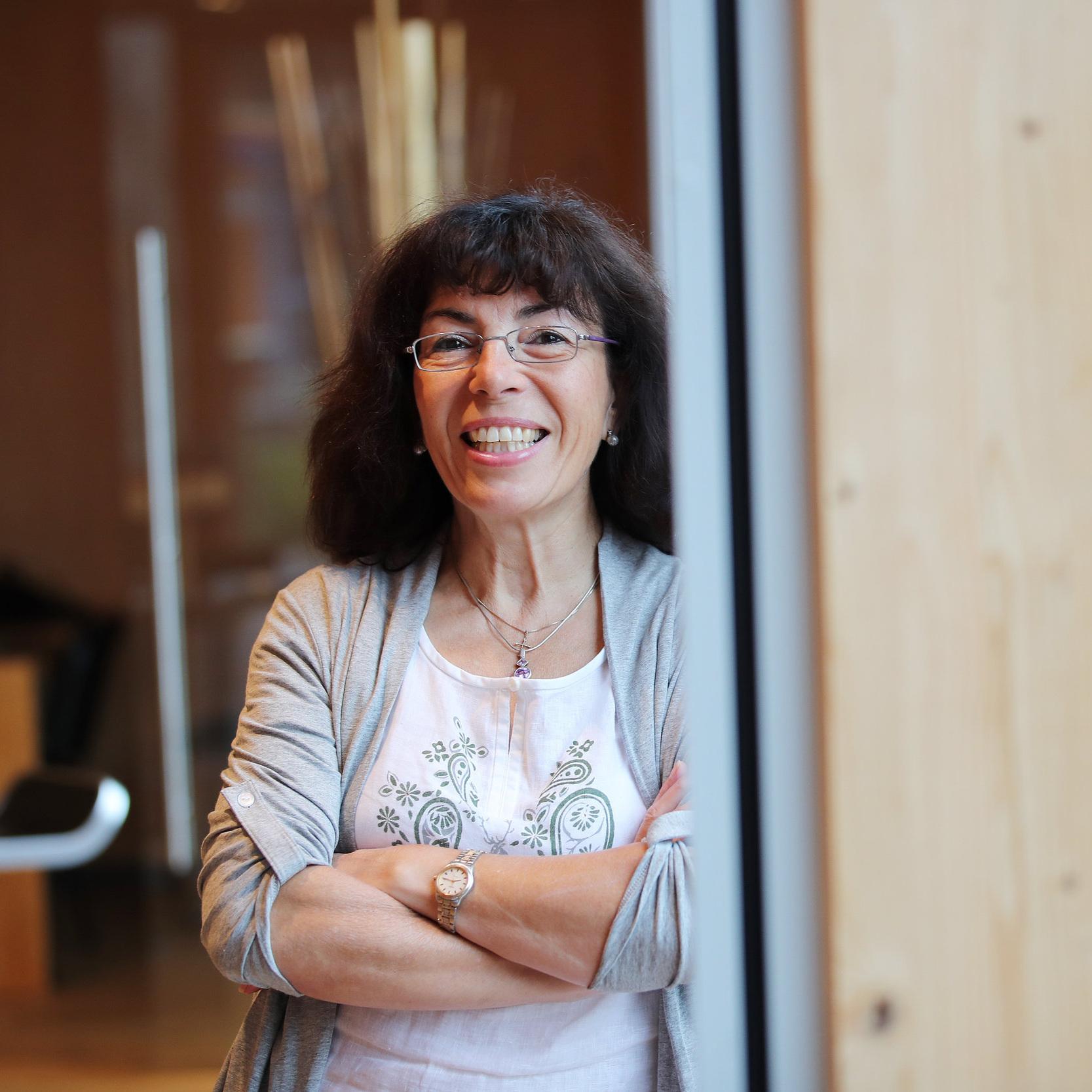 Margit Aicher   Kaufmännische Leitung