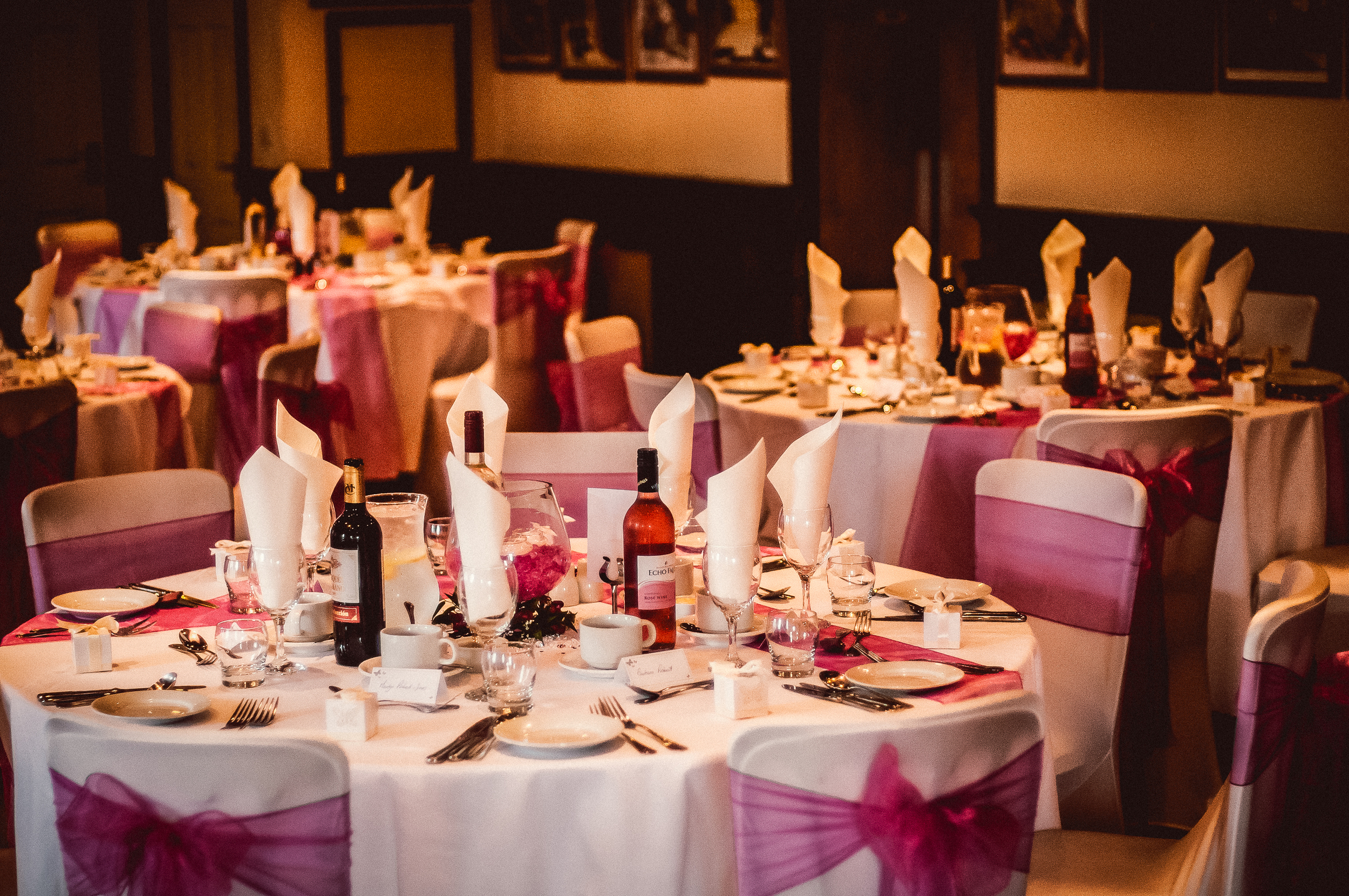 My first wedding.  Nikon D300 | 50mm | F1.4 - 1/1600th - iso1000