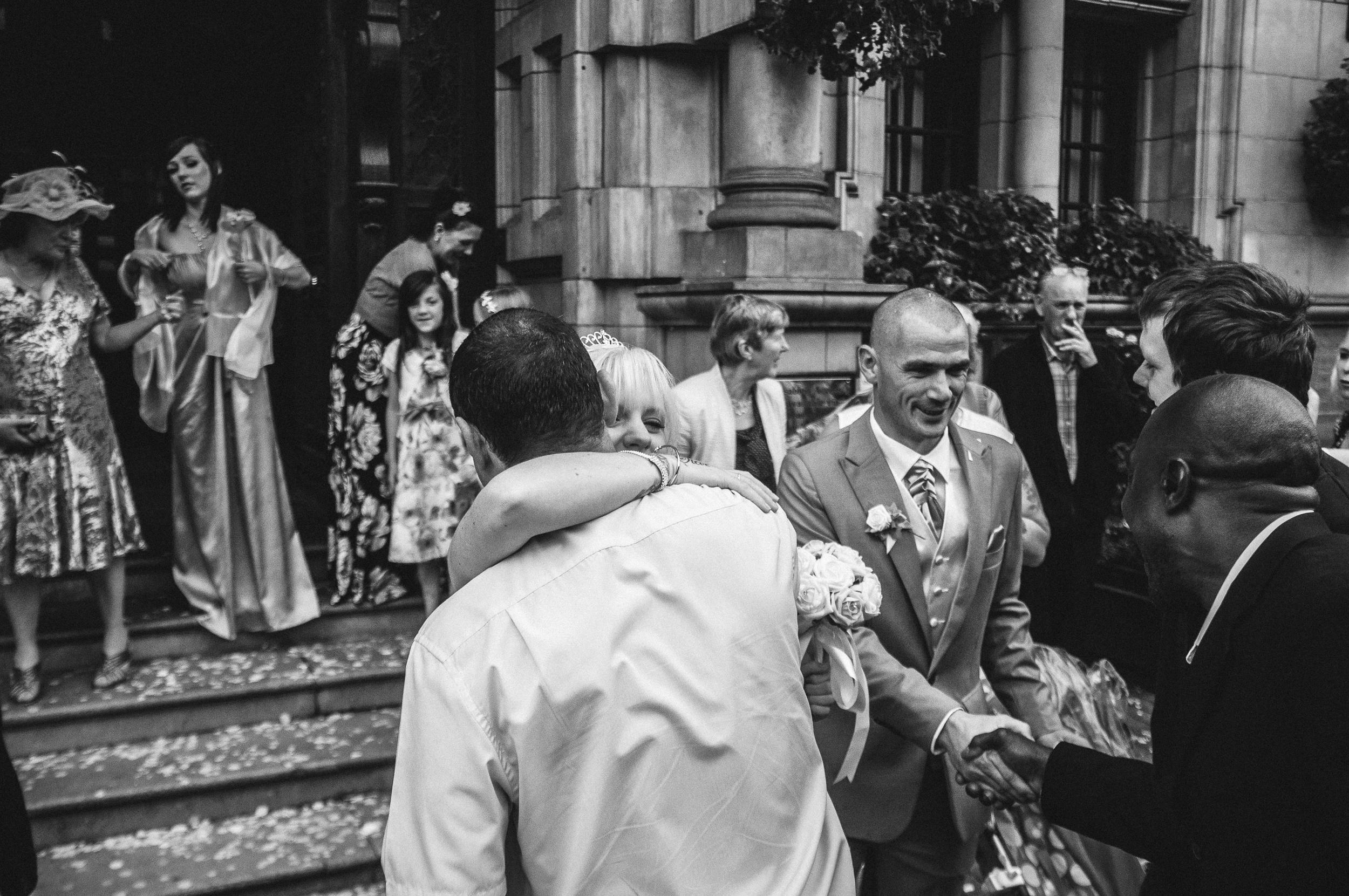 My second wedding.  Nikon D90 | 18-50mm | F2.8 - 1/4000th - iso800