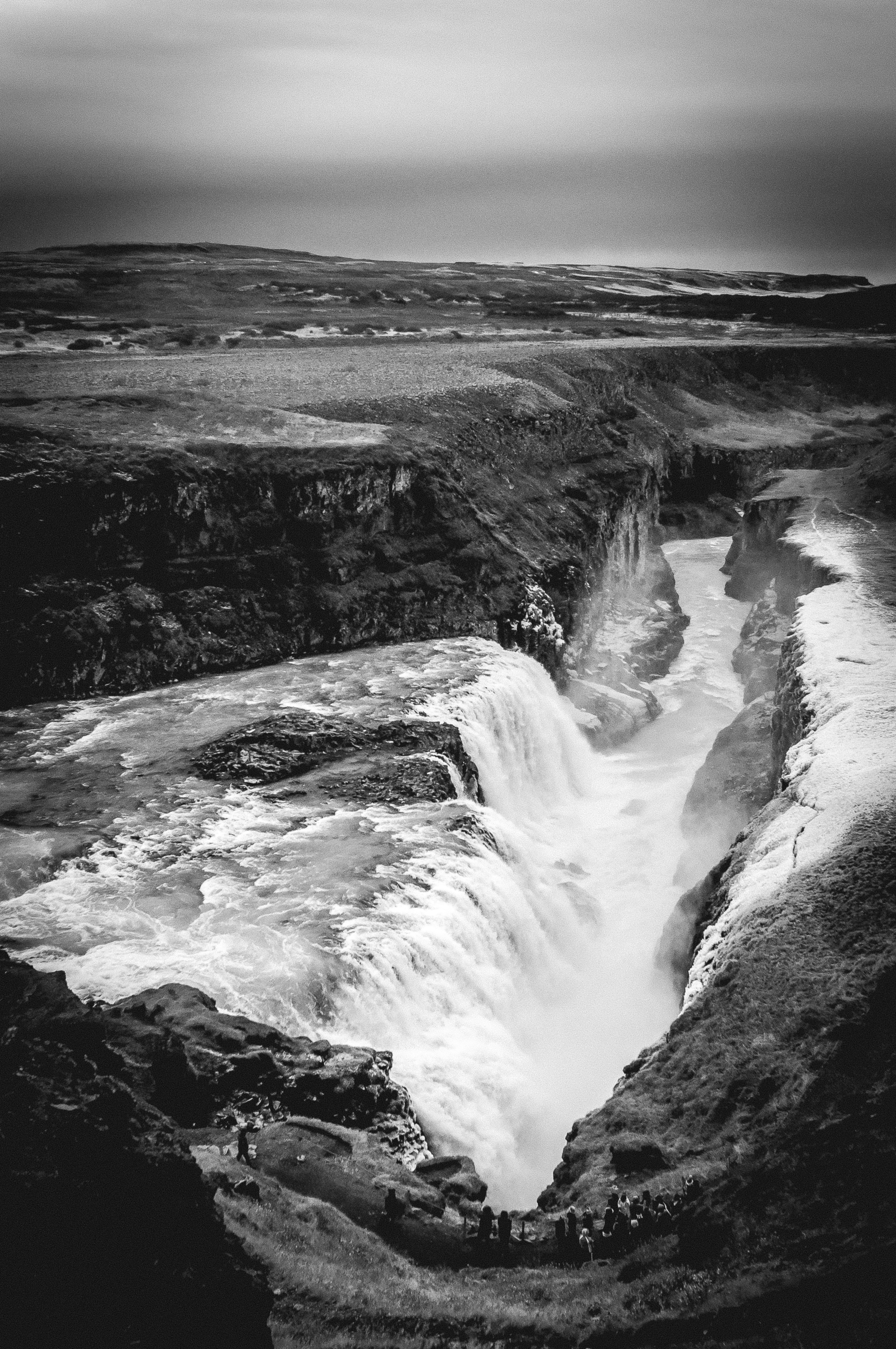 Gulfoss, Iceland.  Nikon D90 | 24mm | F5 - 1/3200th - iso640