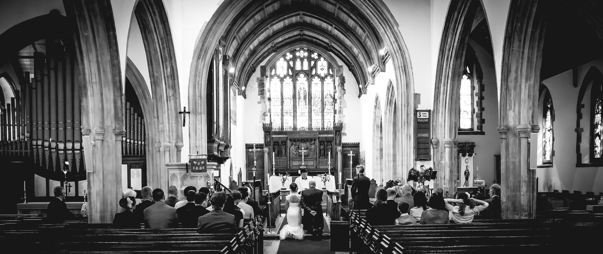 Kevin & Karen's wedding. | Fuji X100 | 23mm | F2 - 1/110 - iso5000