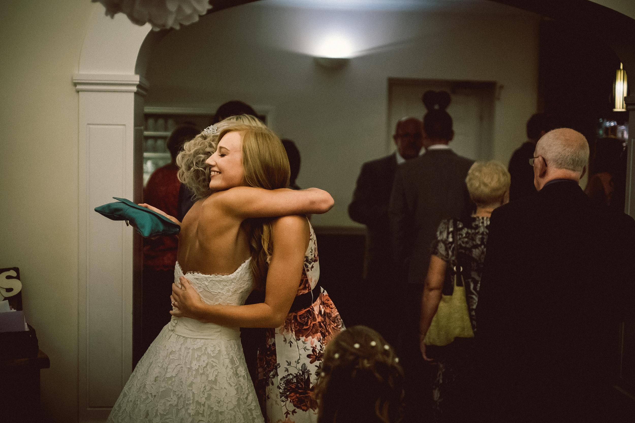 A Monmouth Wedding. | Fuji XE1 | 35mm | F1.4 - 1/400th - iso3200