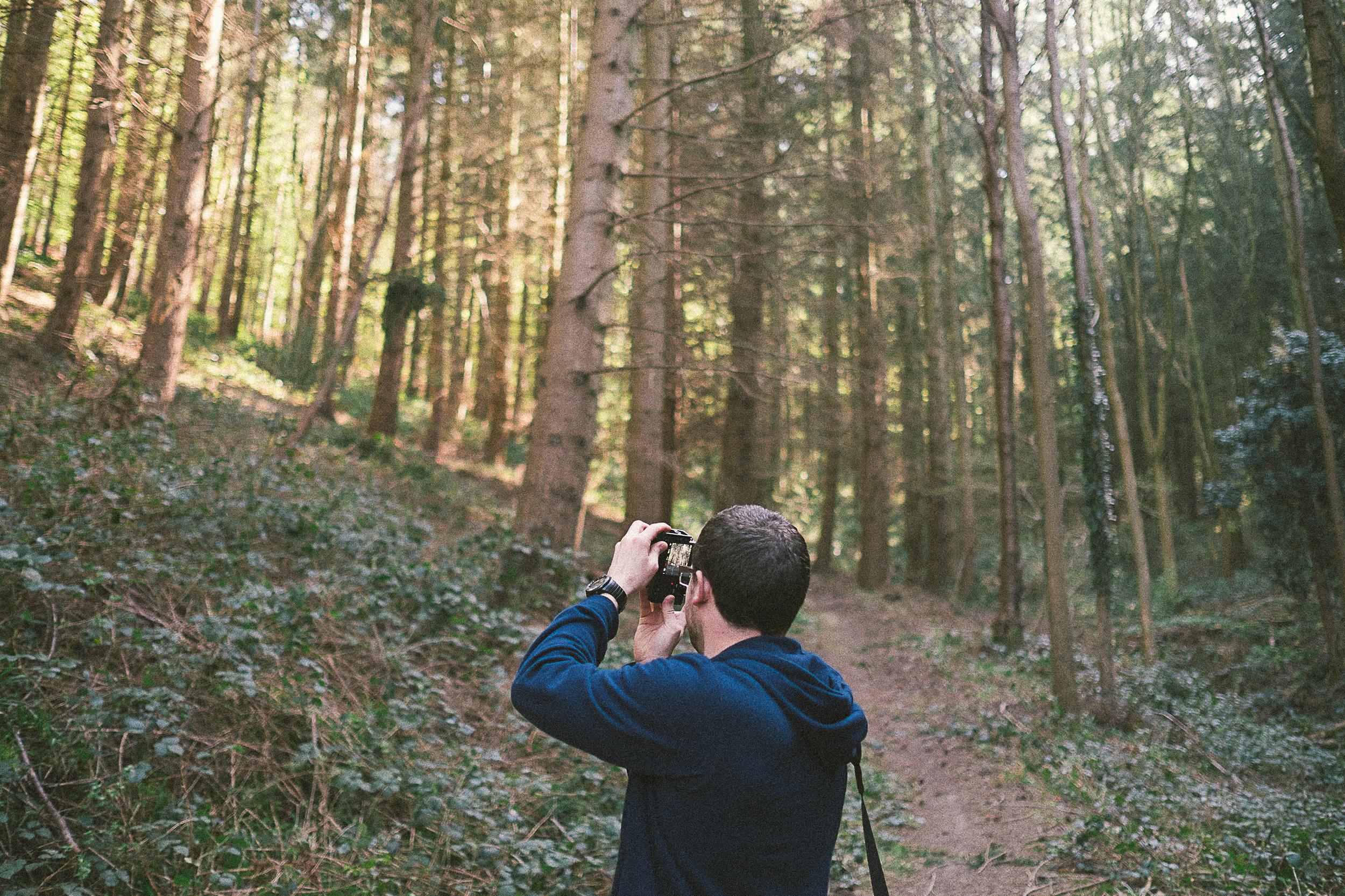 Fuji X-E2 + 23mm - F1.4 | iso200 | 1/160th -  VSCO preset - Kodak Portra 400 UC ++ [with a little added warmth]
