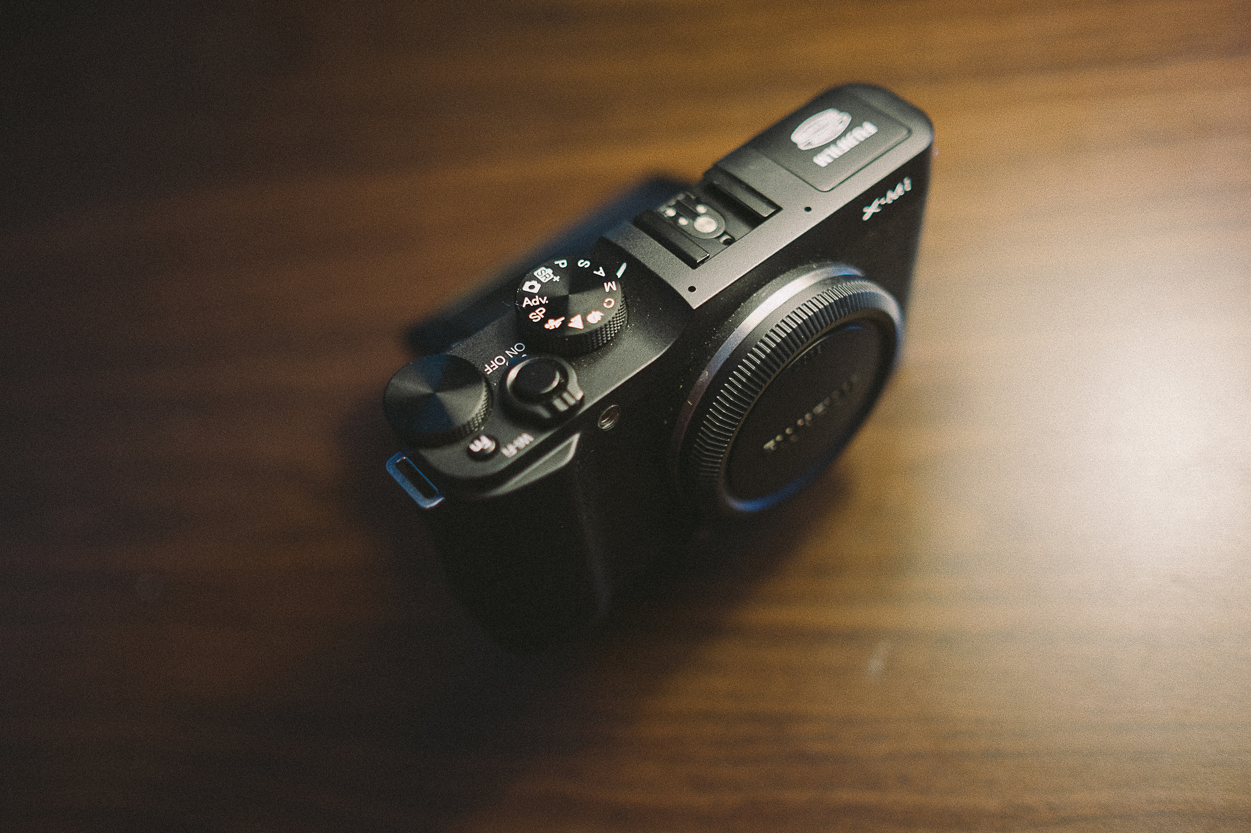 The Fuji X-M1 is rather old hat now, but it still offers that awesome Fuji quality at a very decent price.