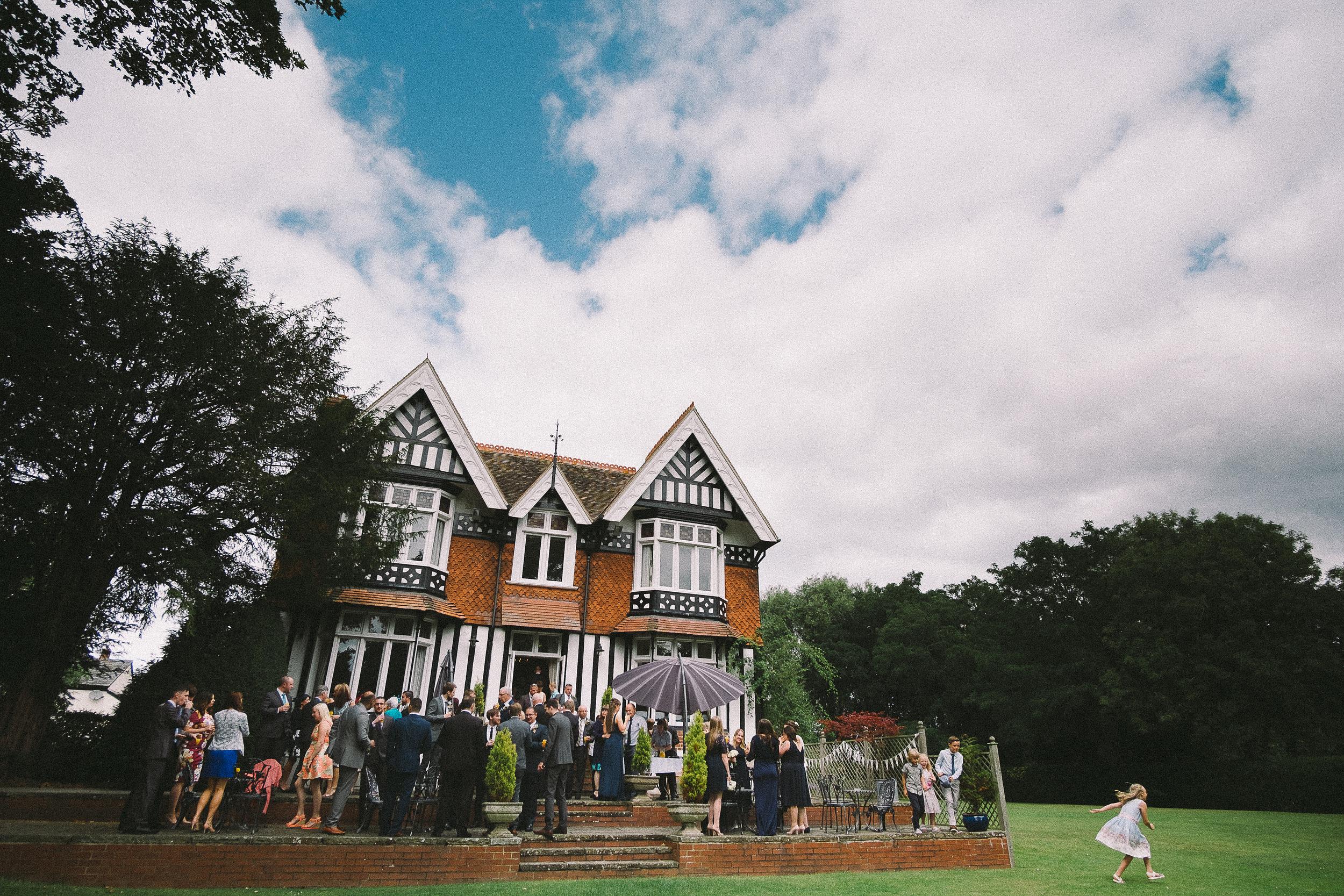 Priory Hereford Wedding Photography