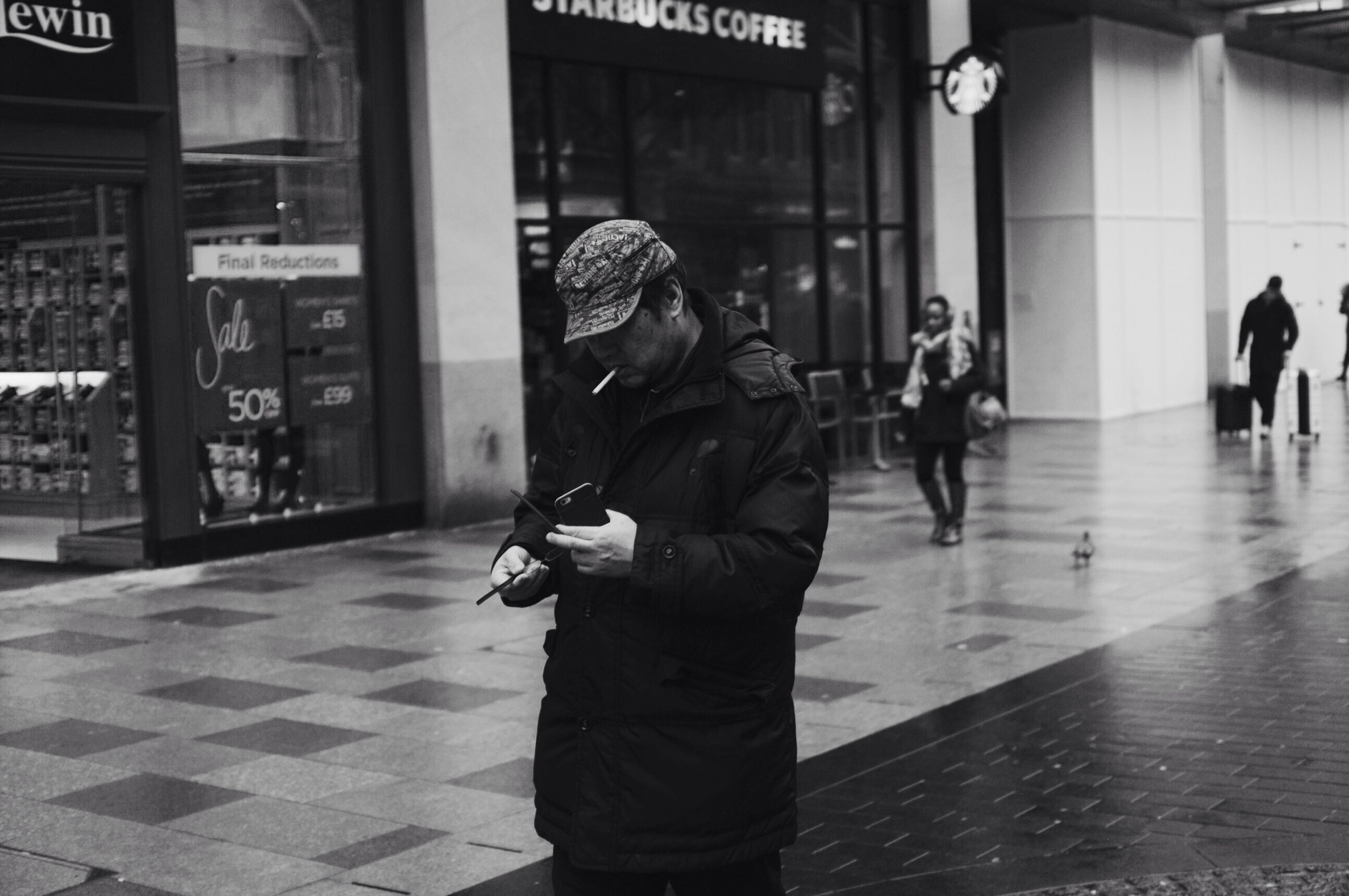 The Fuji X100+TCL Street Photography - Edited in VSCOcam