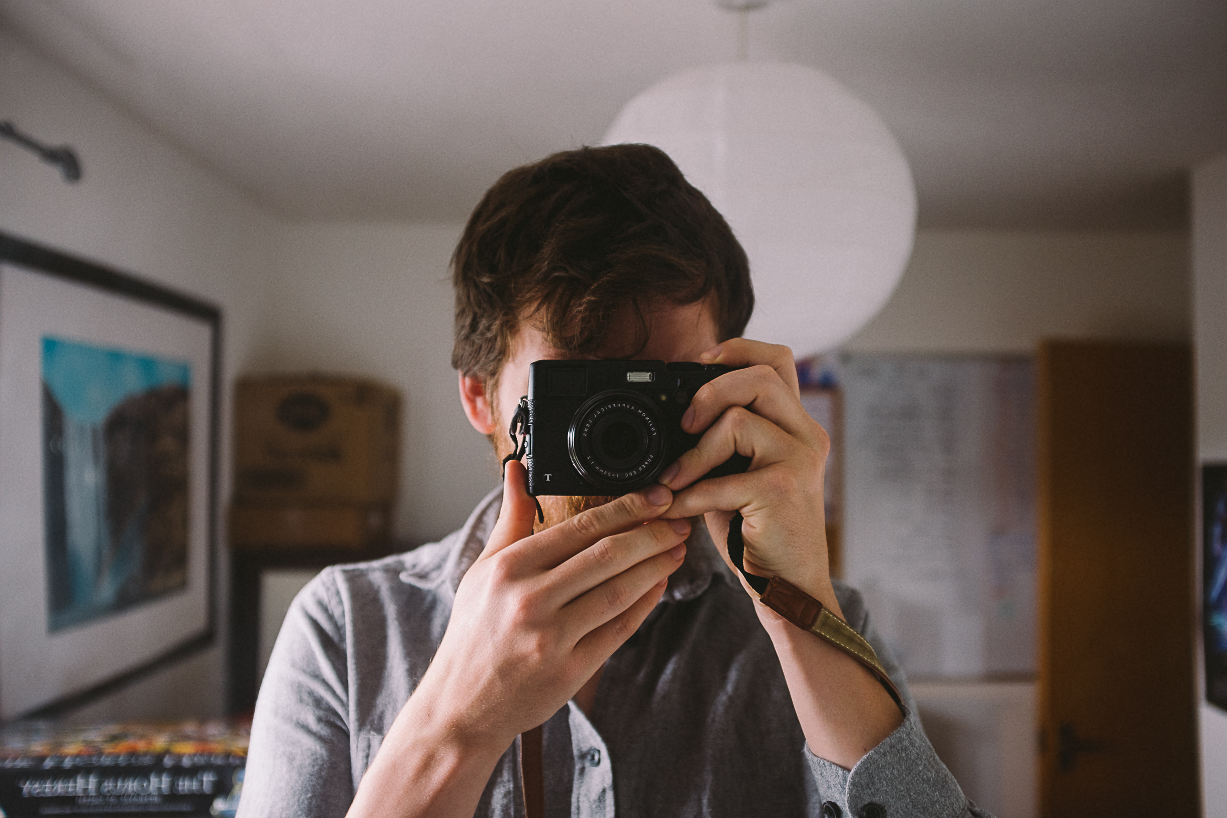 Obligatory mirror selfie.