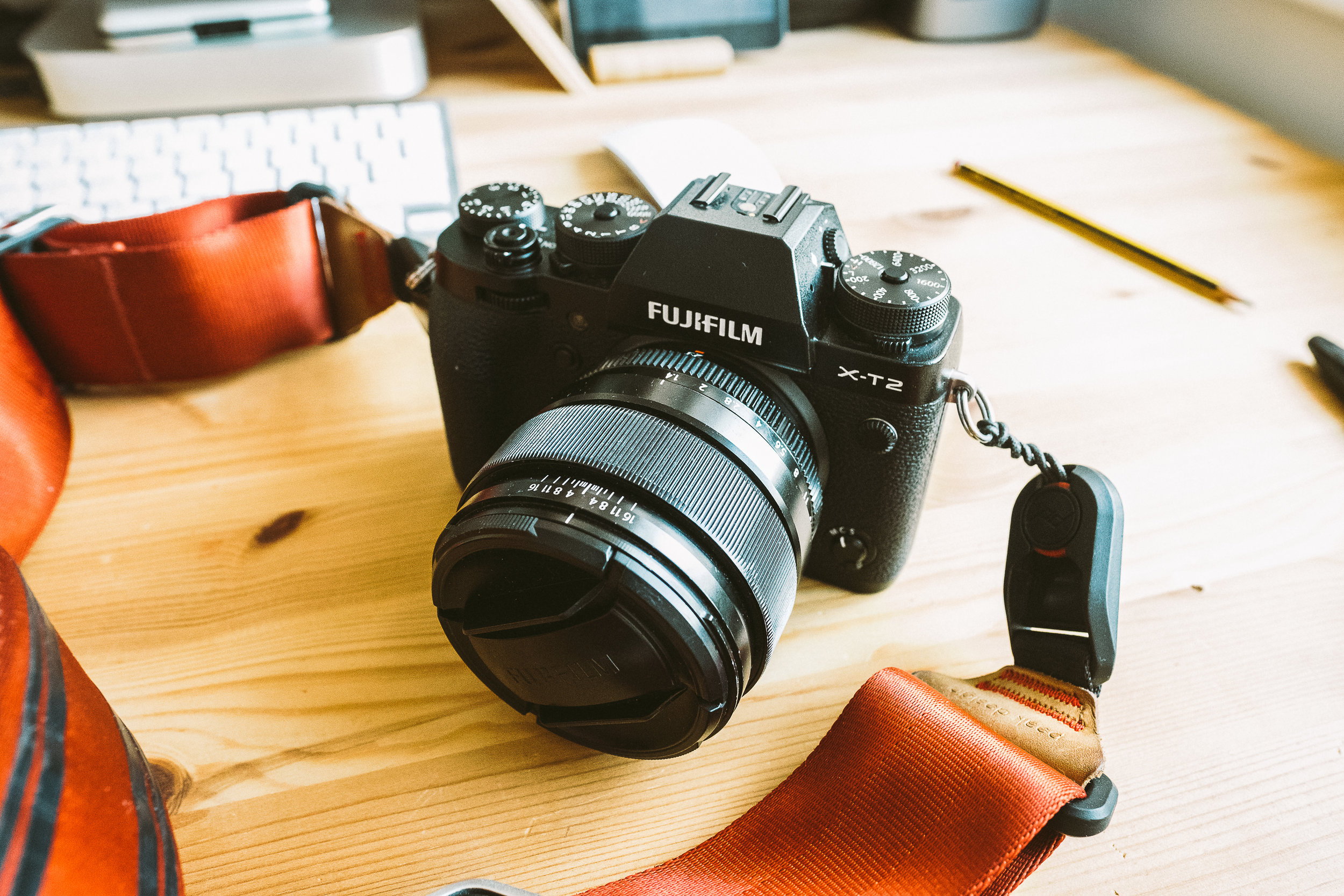 Fuji XT2 For video and film