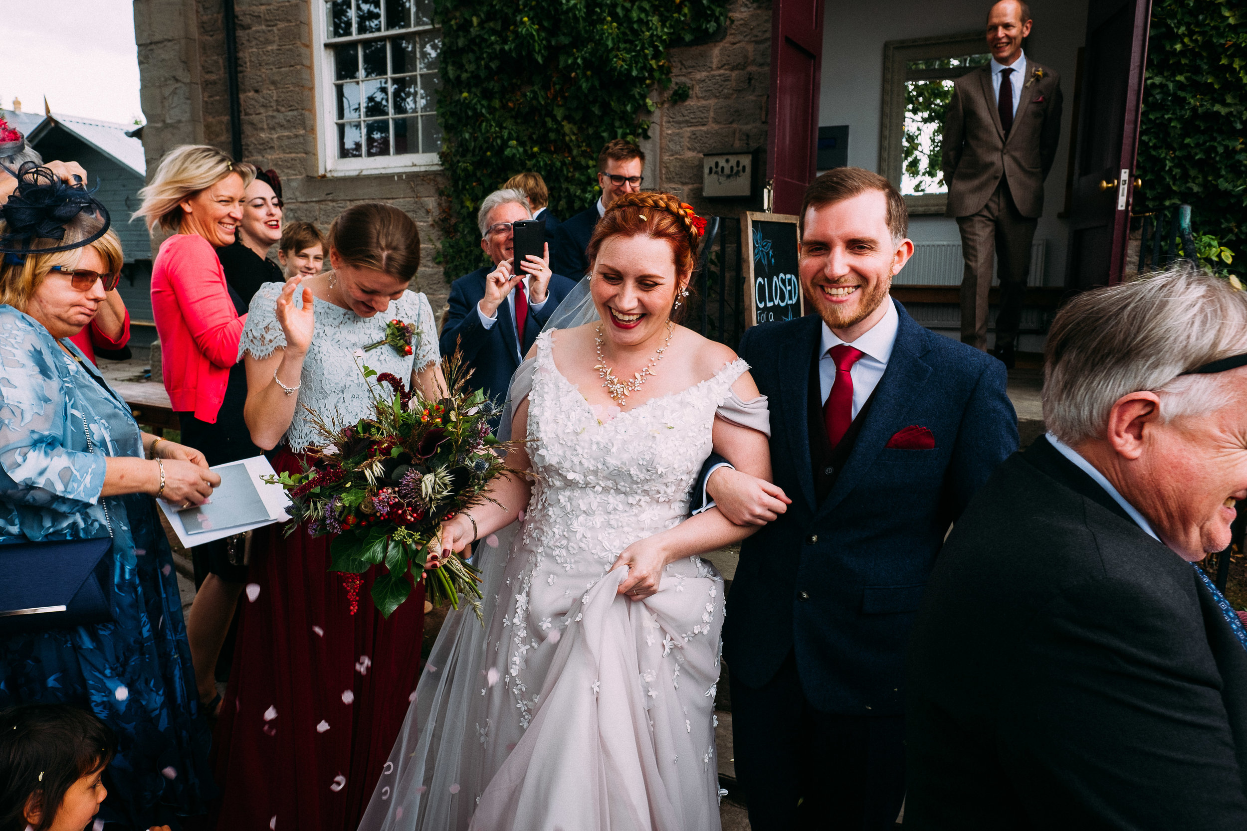 Hay on Wye Wedding Photographer