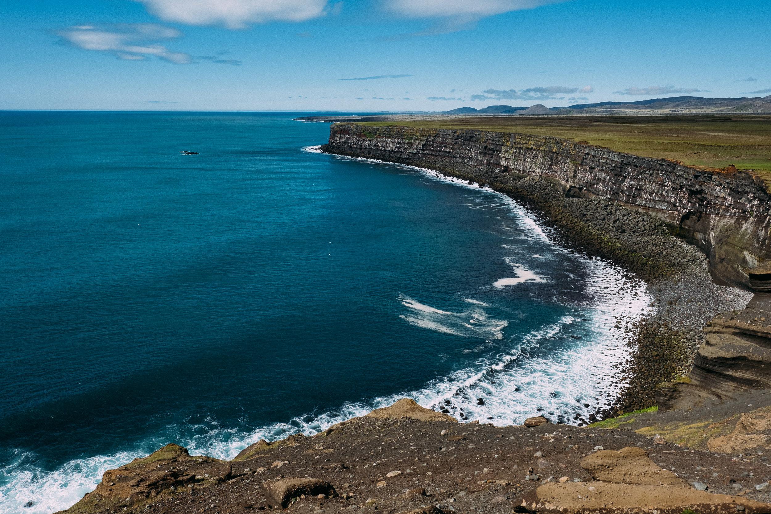 Krisuvikurberg Cliffs -  [63.8284791,-22.1115541]  Fuji X-H1 + 16mm 1.4 lens