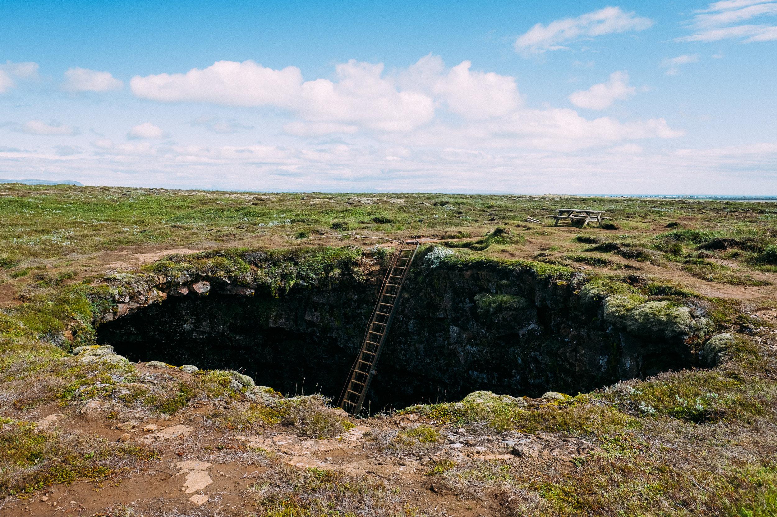 Arnarker Cave -  [63.8709682,-21.5420446]  Fuji X-H1 + 16mm 1.4 lens