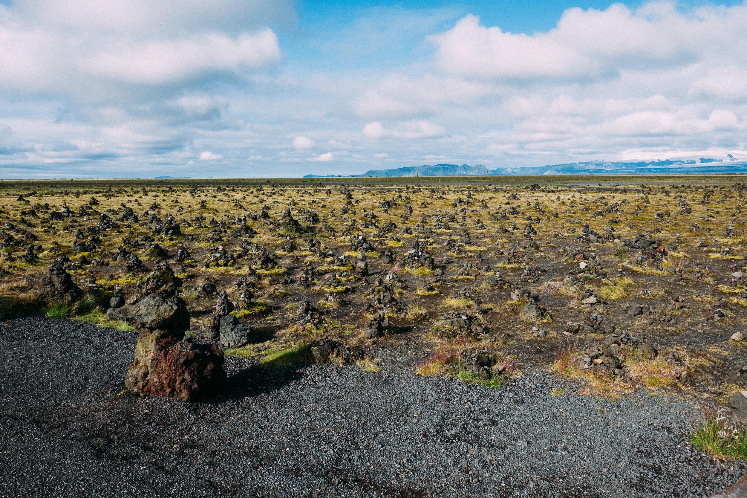Laufskálavarða -  [63.5052101,-18.7835507]  Fuji X-H1 + 16mm 1.4 lens