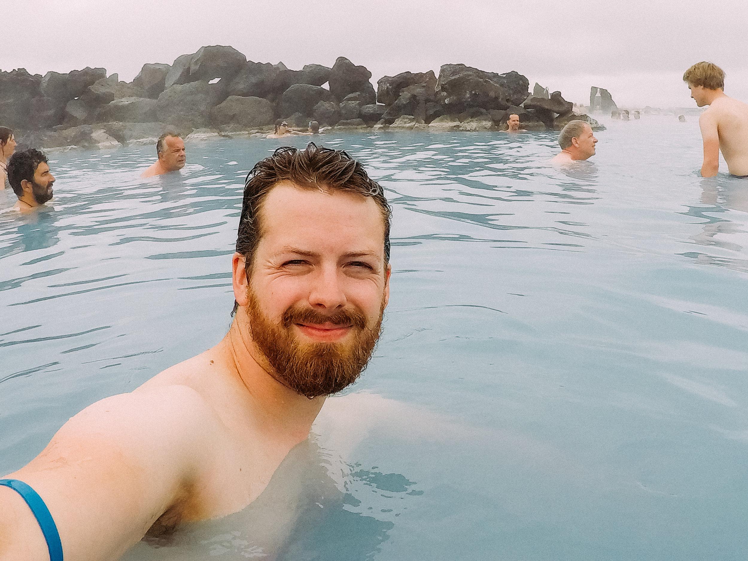 Mývatn Nature Baths  [65.6309012,-16.850162]  GoPro Hero5 Black