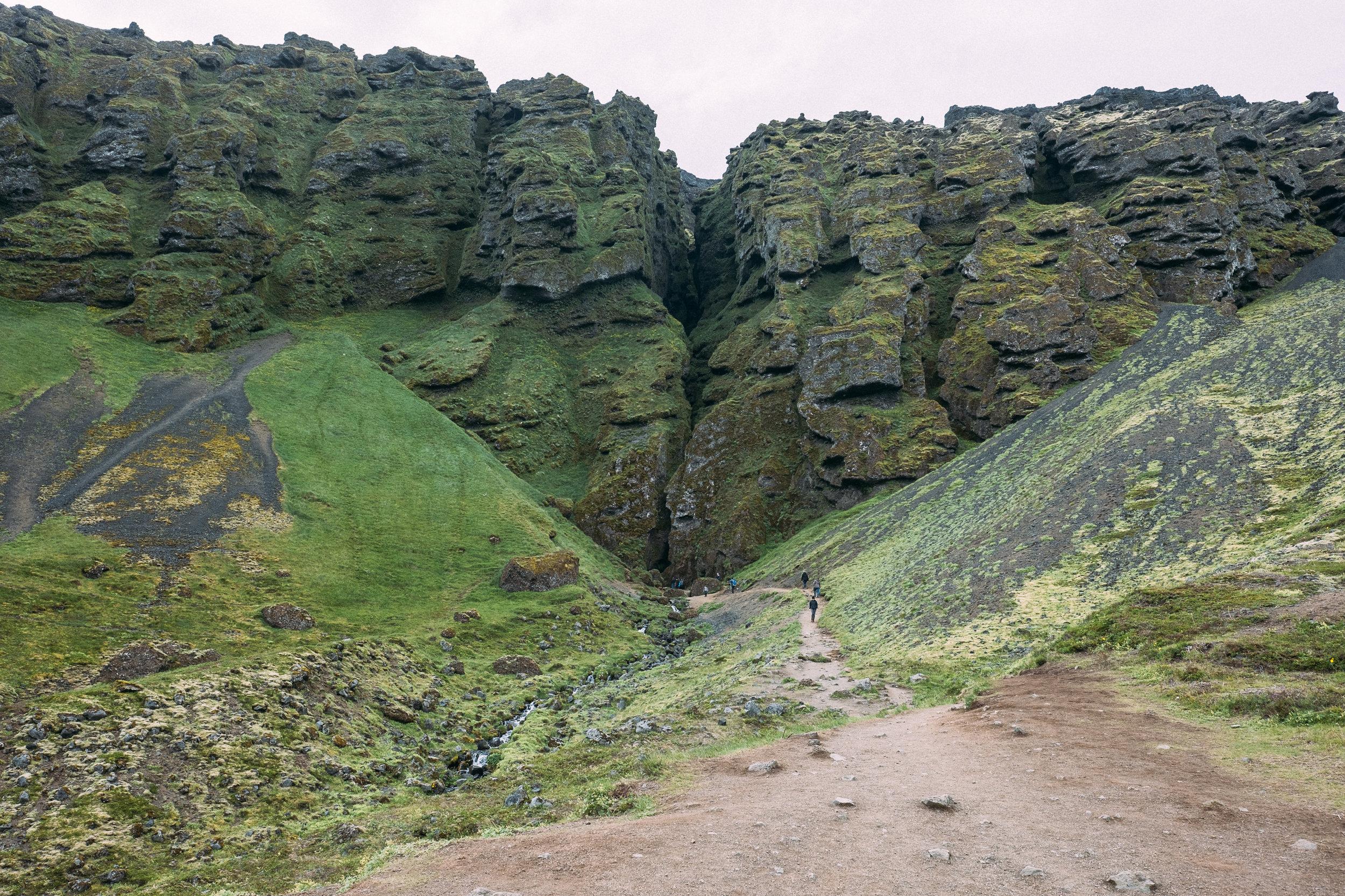 Rauðfeldsgjá  [64.8642297,-23.773305]  Fuji X-H1 + 16mm 1.4 lens
