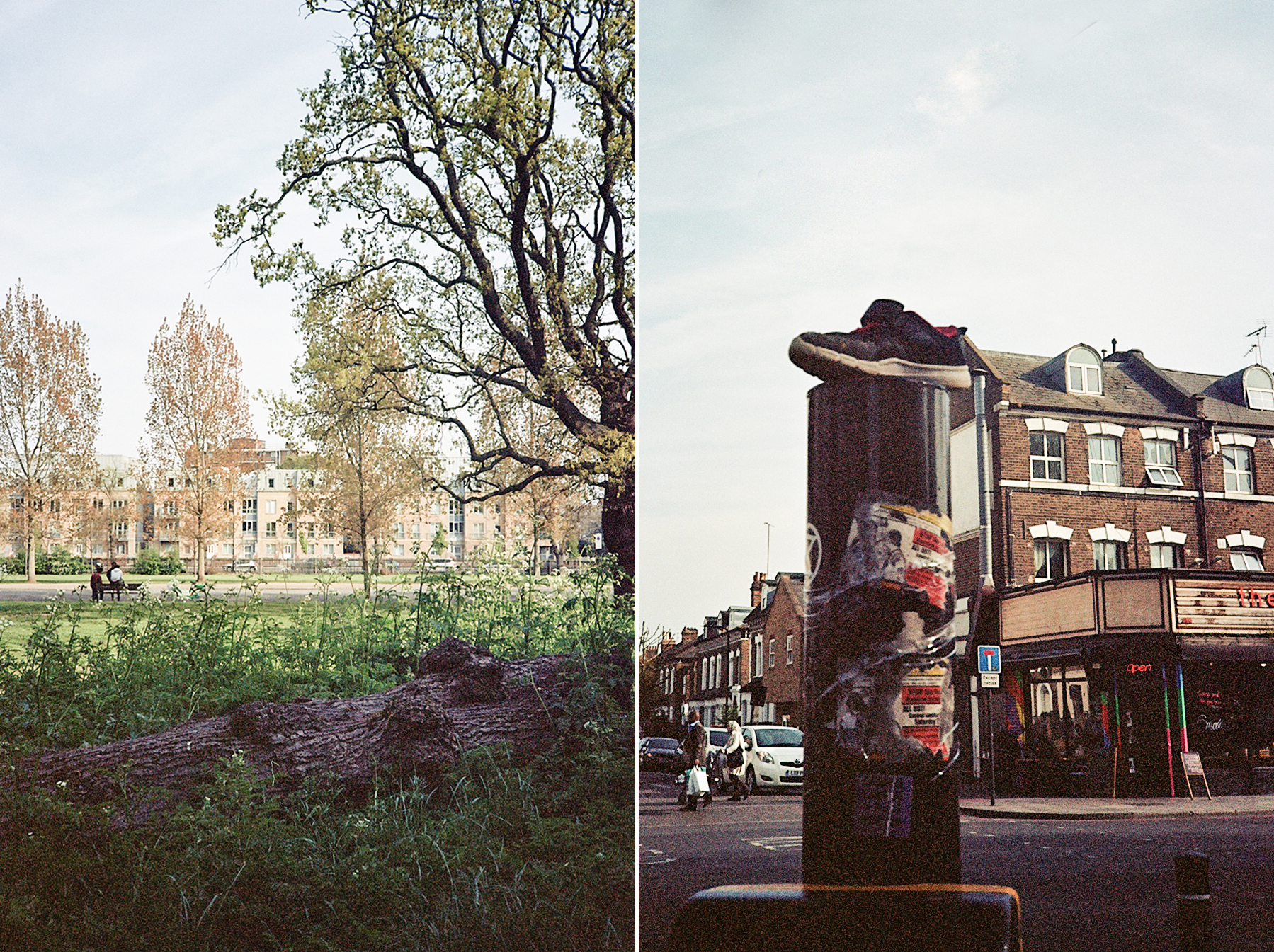 -- Finsbury Park, London