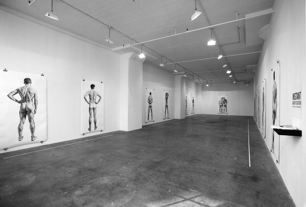 Instant Gratification Exhibition
