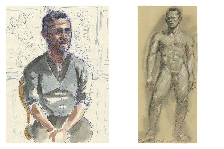 Mark Beard, Artist