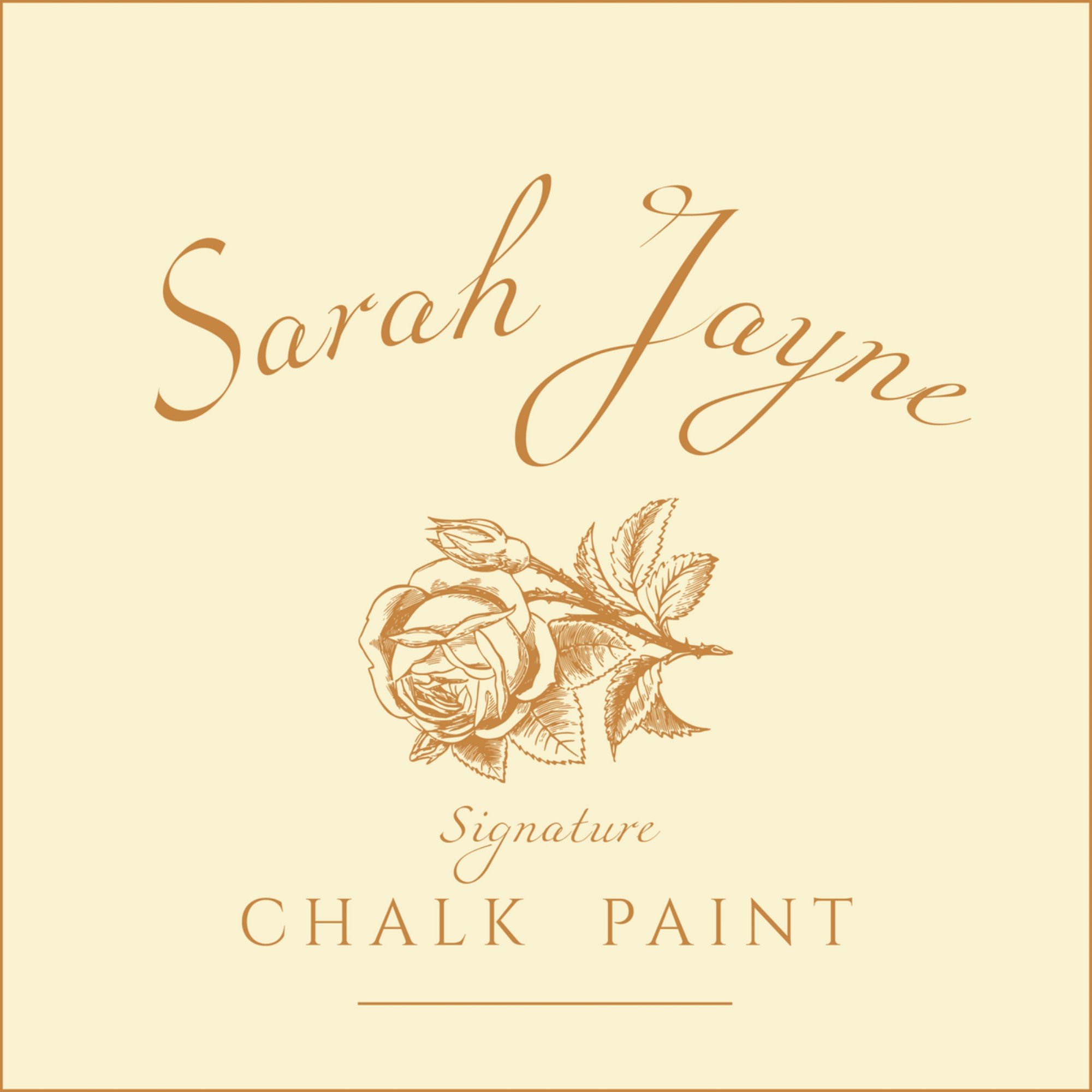 Sarah Jayne Chalk Paint
