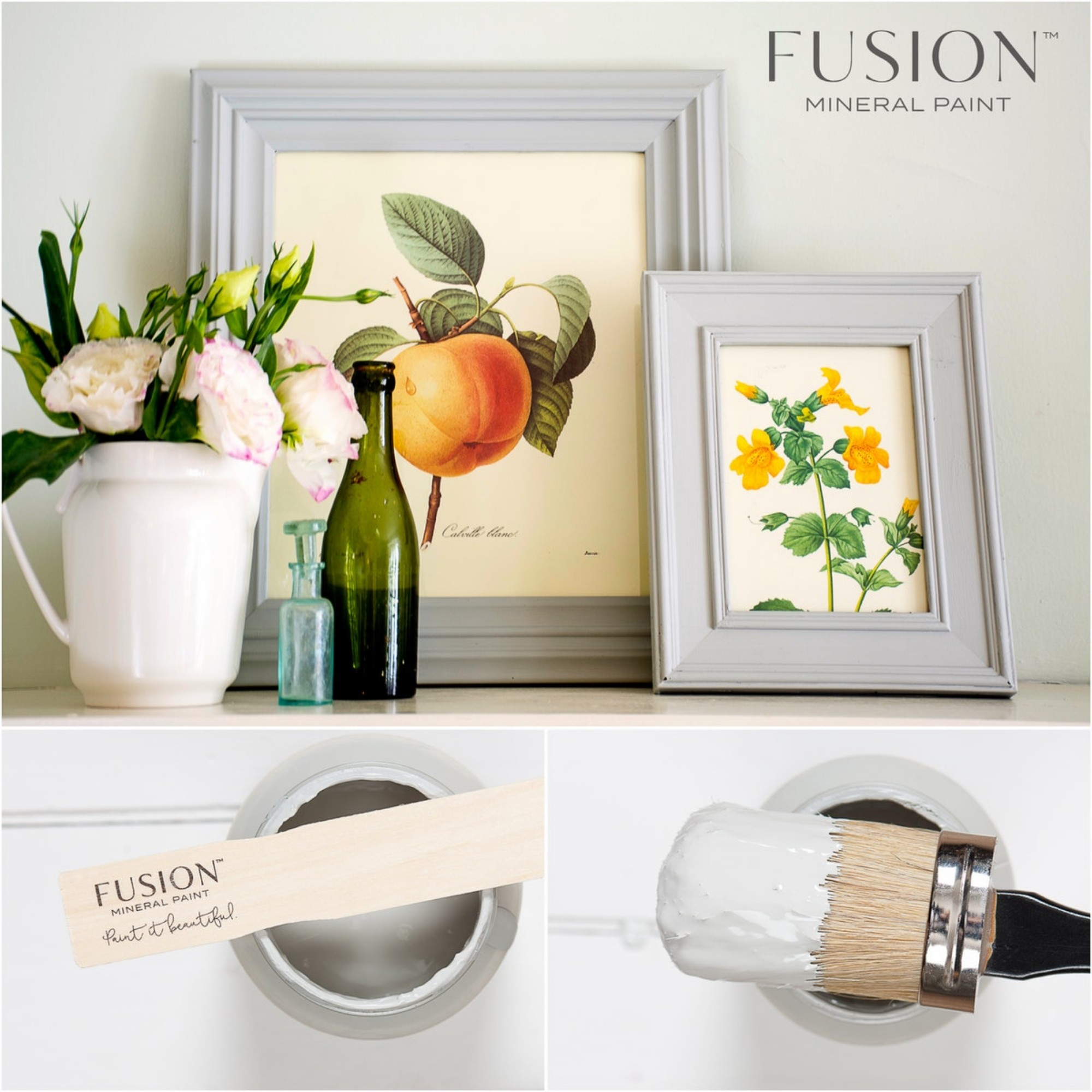 Top 10 Fusion™ Facts - Learn why Fusion™ Mineral Paint is ideal for your next furniture painting project. Paint it beautiful today.