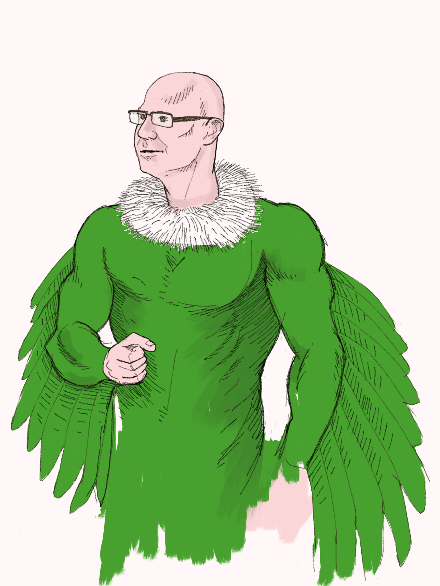 Kevin Stein as The Vulture
