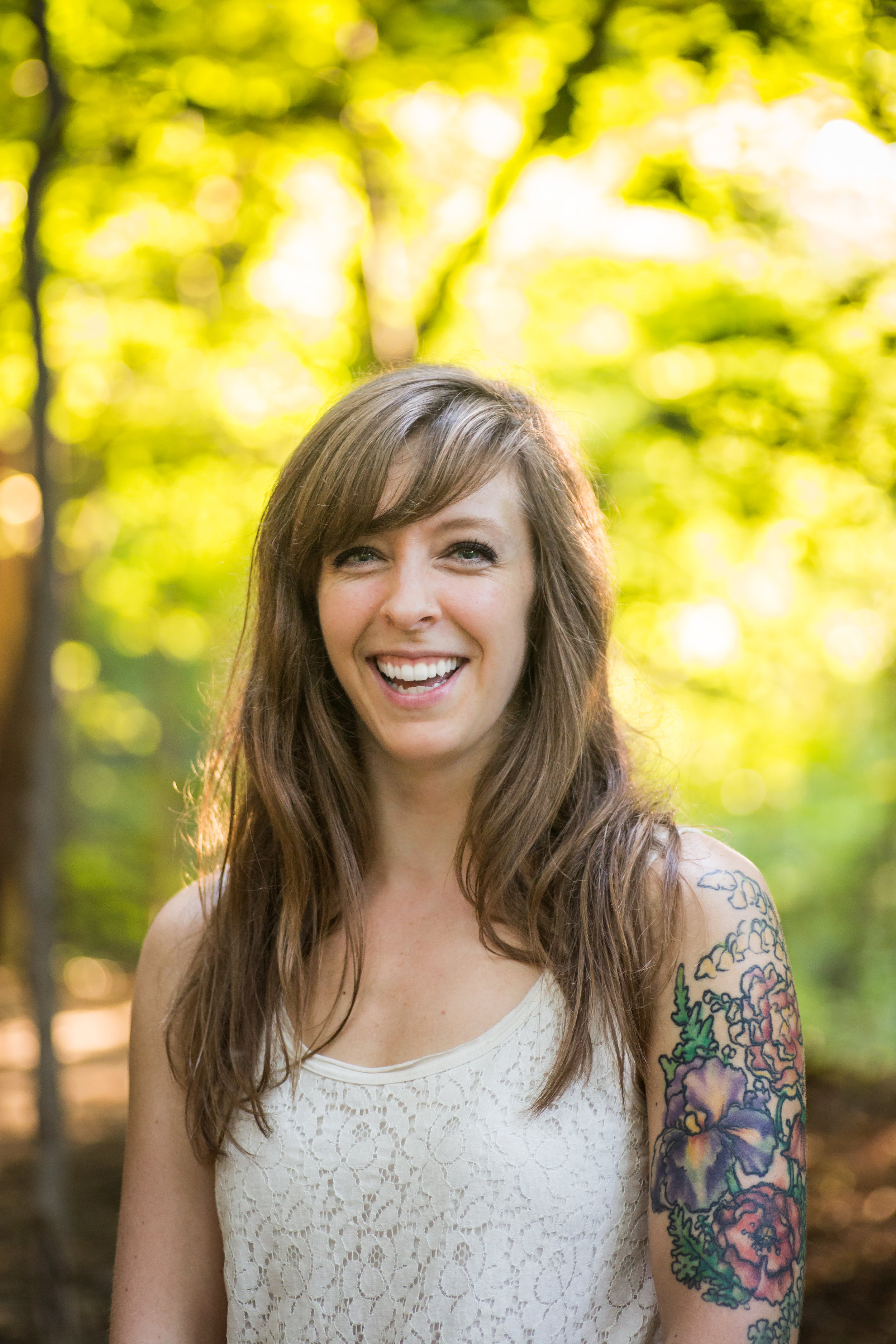 Rosslyn is a yoga instructor, graphic designer and mentor in the Laurel Highlands