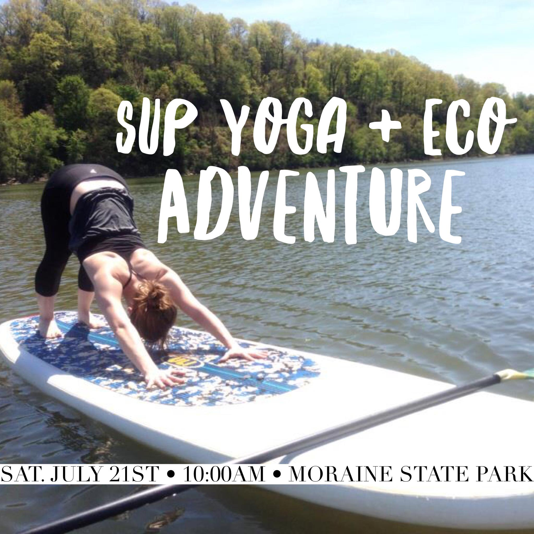 SUP YOga & Eco Adventure
