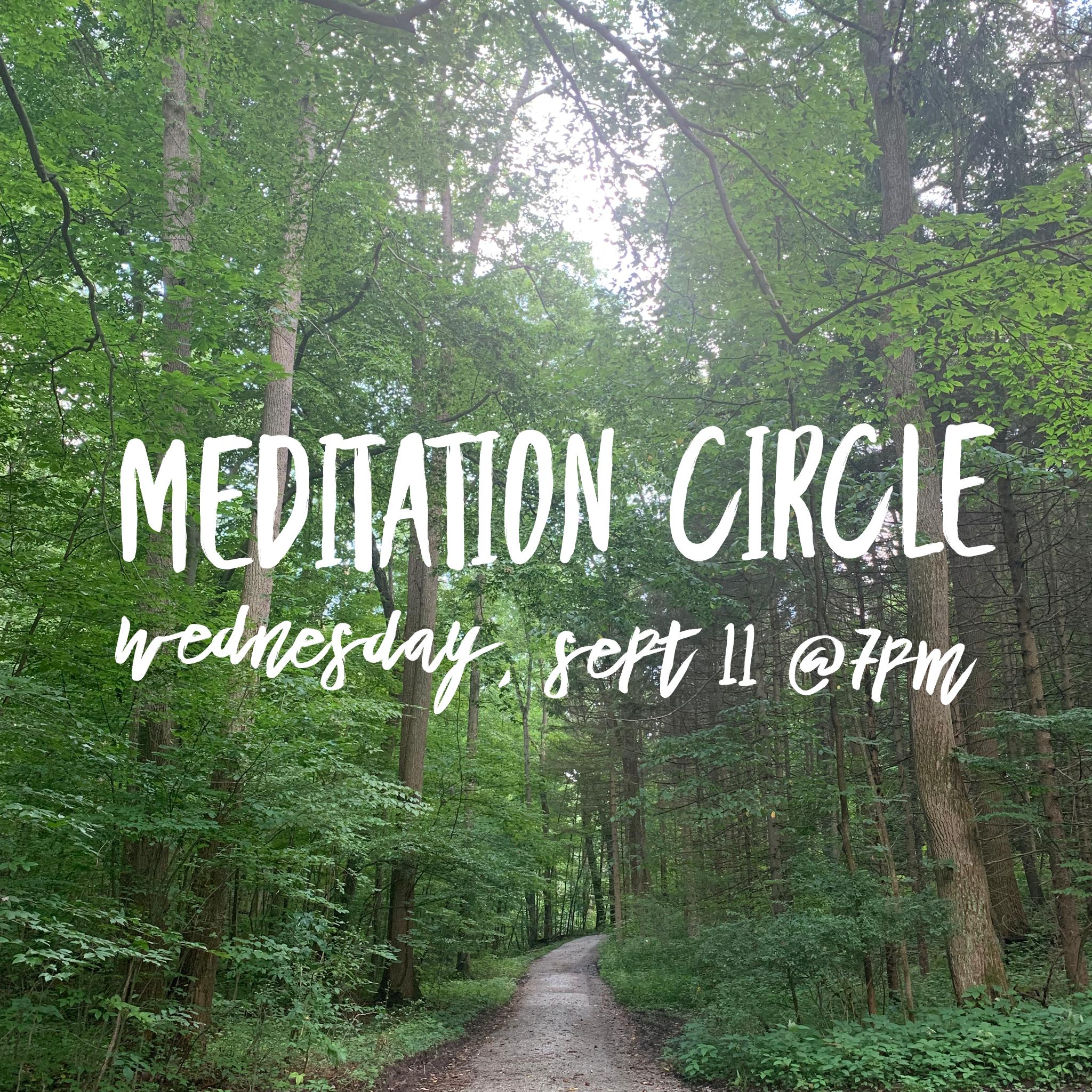 Ligonier Meditation Circle