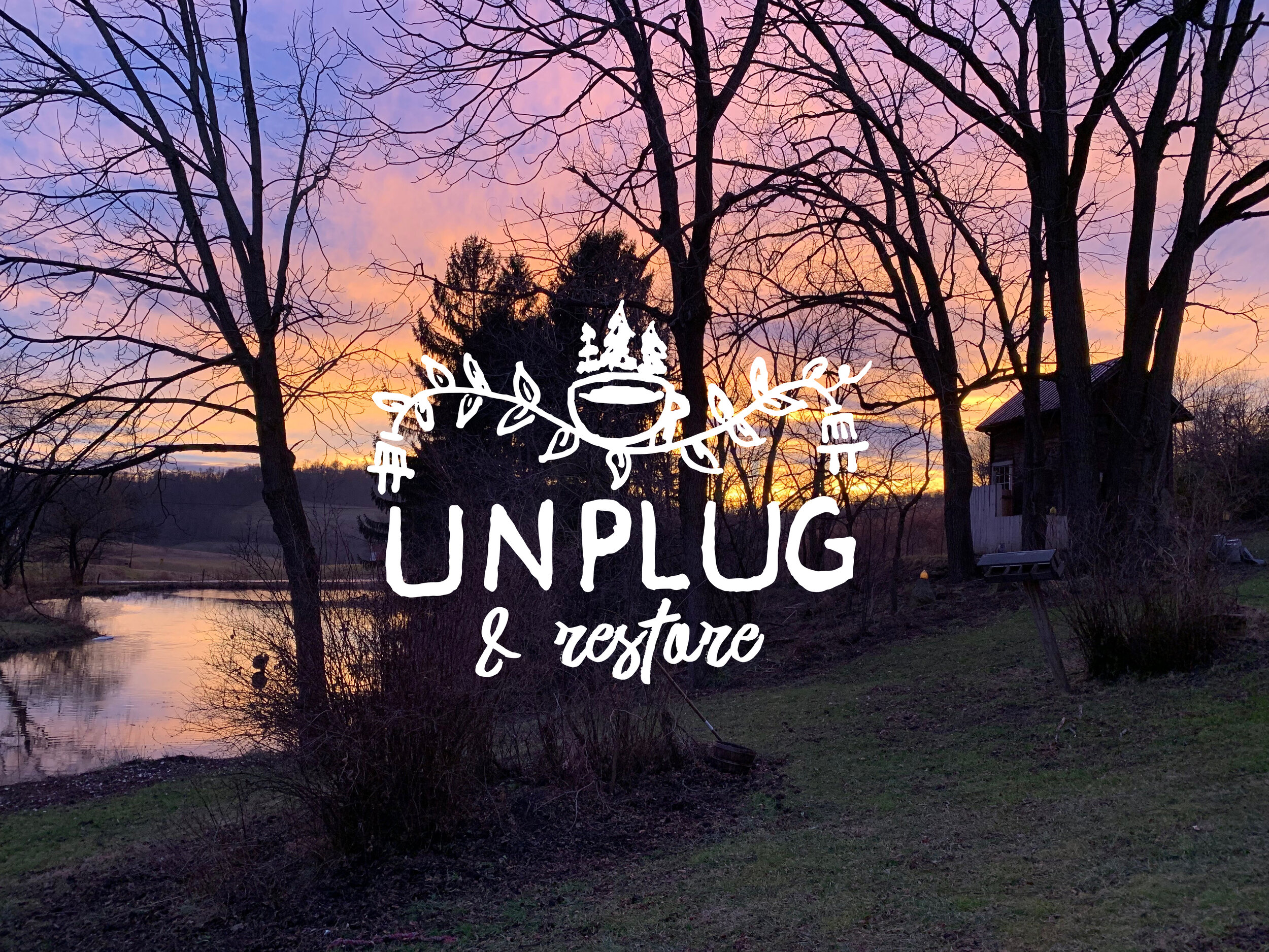 Unplug & Restore Autumn Retreat in the Laurel Highlands