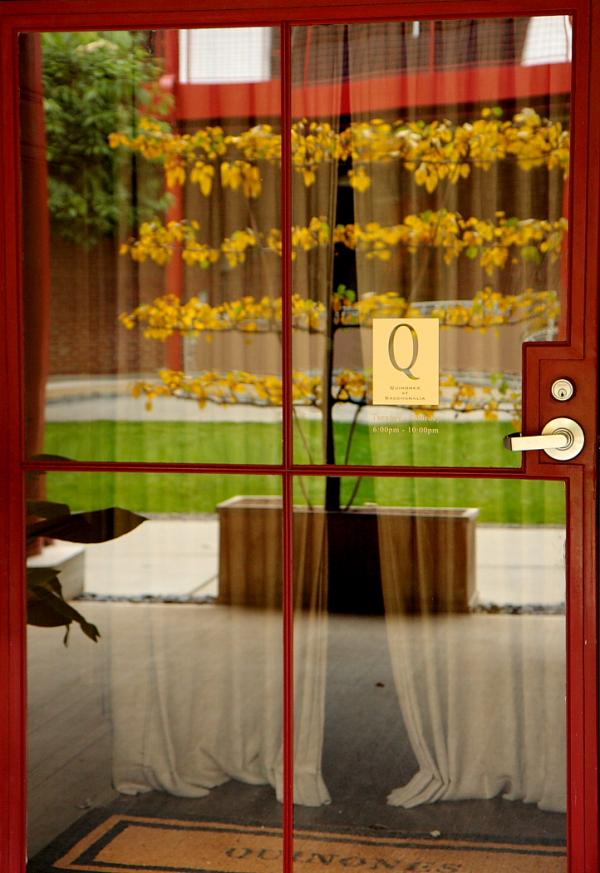Quinones Room front door.JPG