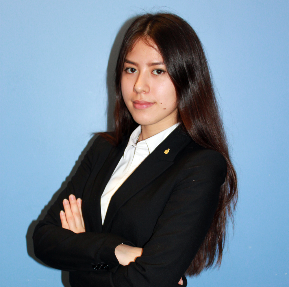Anastasiya Efremova   Baruch College (SAC)